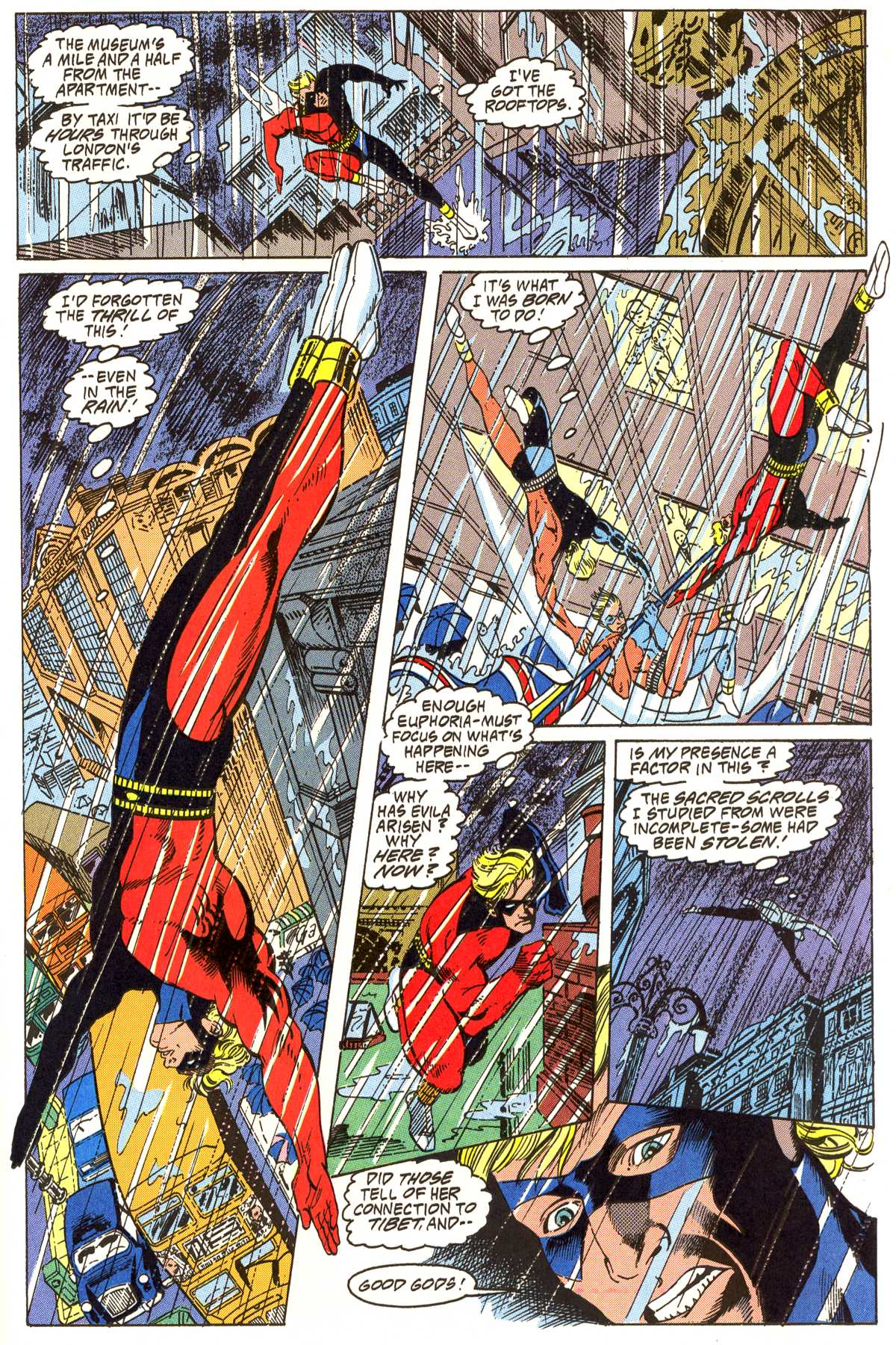 Read online Peter Cannon--Thunderbolt (1992) comic -  Issue #3 - 16