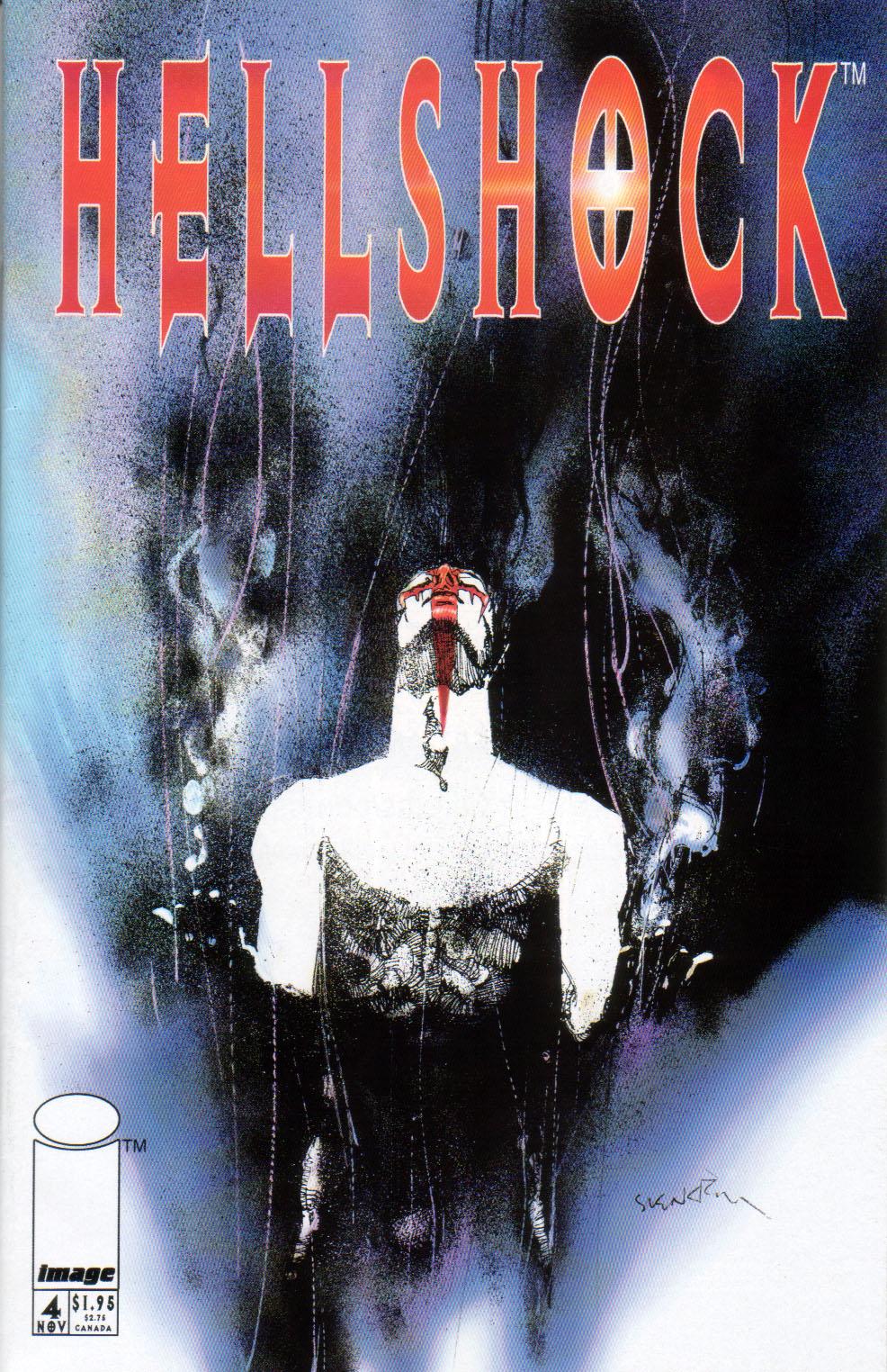 Read online Hellshock comic -  Issue #4 - 2