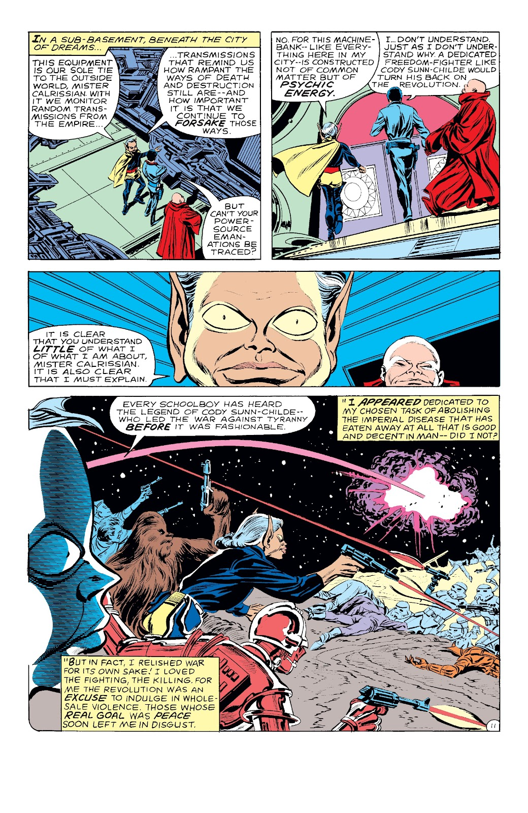 Read online Star Wars Legends: The Original Marvel Years - Epic Collection comic -  Issue # TPB 3 (Part 2) - 47