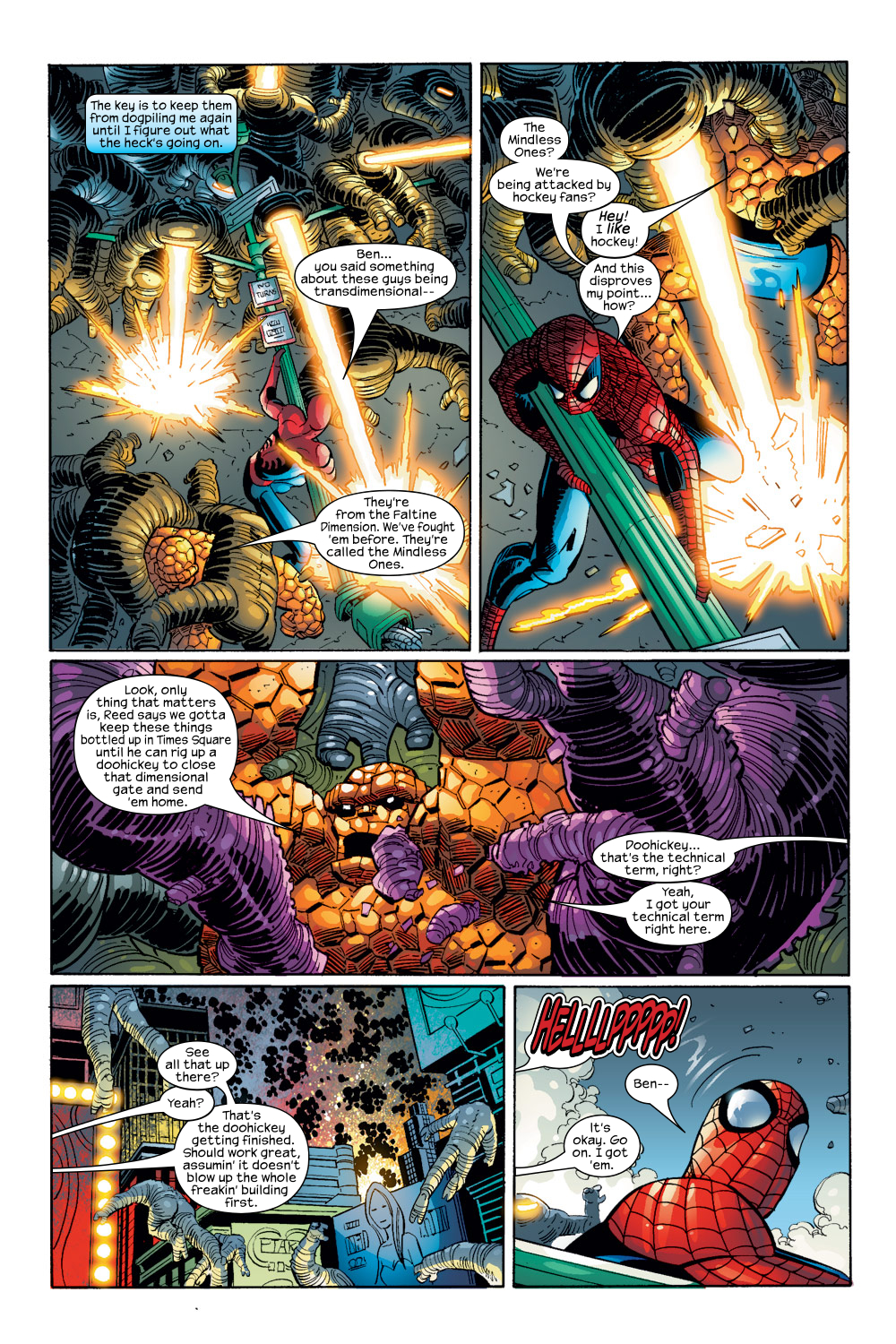 The Amazing Spider-Man (1999) 57 Page 14