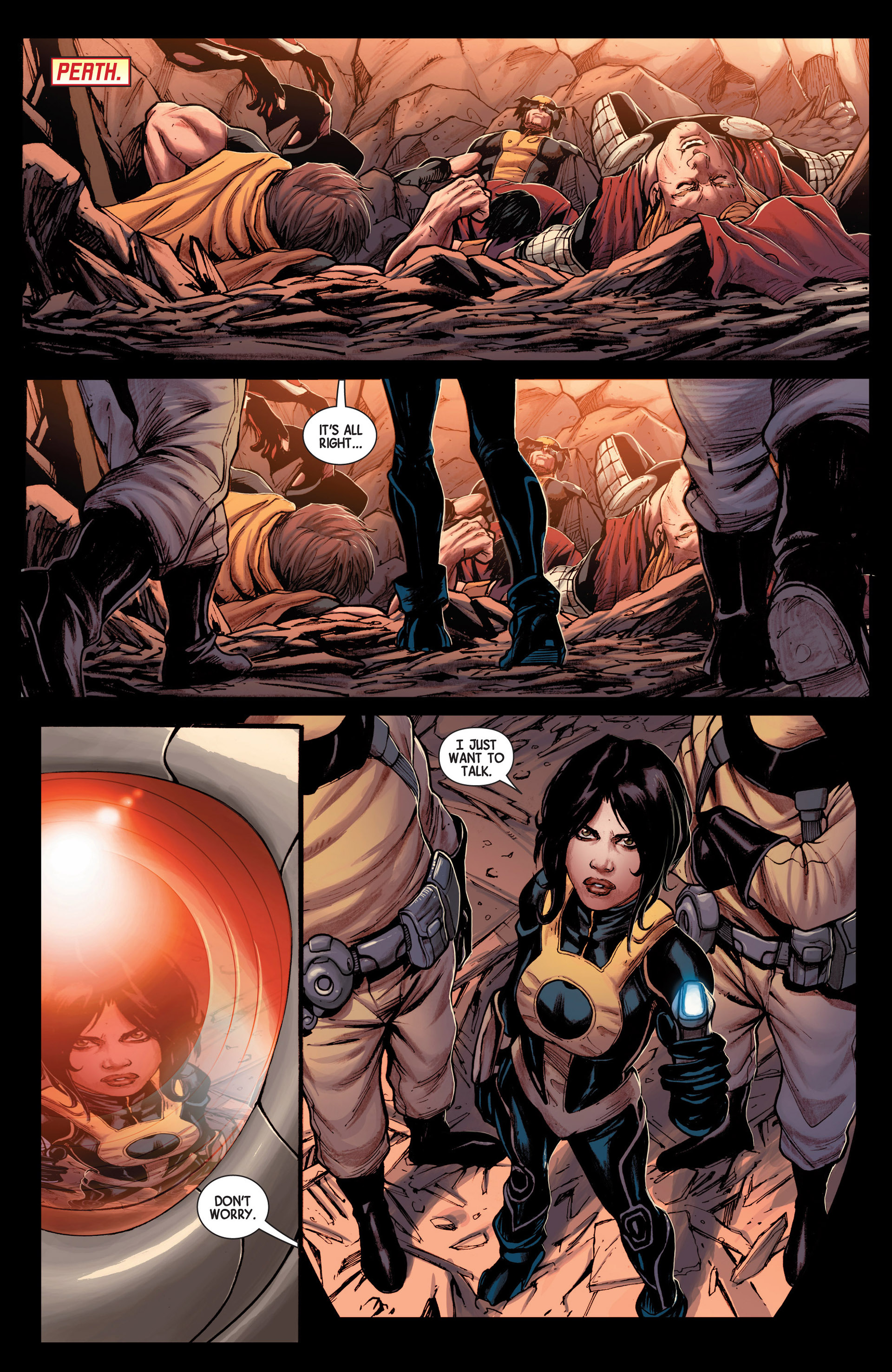 Read online Avengers (2013) comic -  Issue #17 - 5