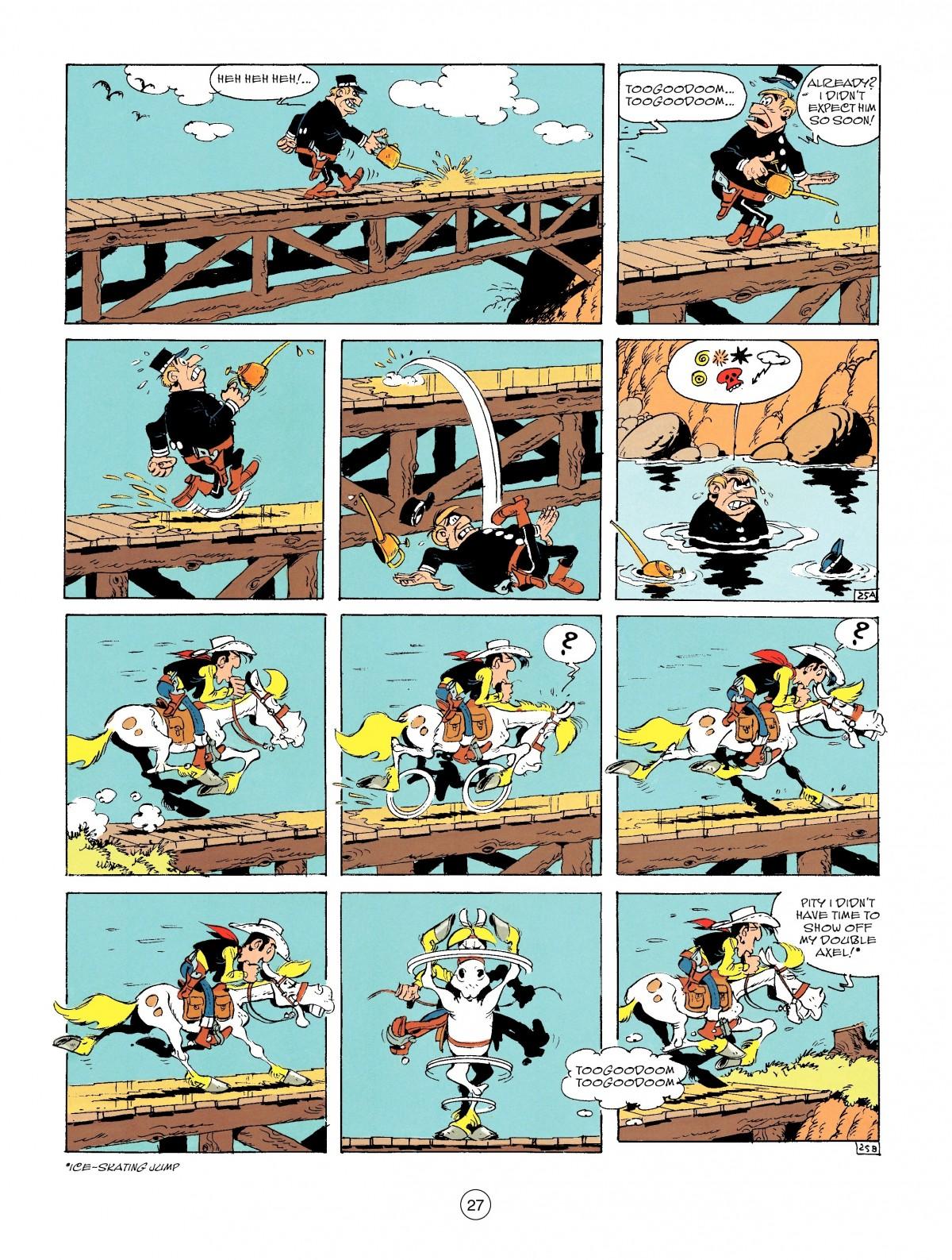 Read online A Lucky Luke Adventure comic -  Issue #46 - 27