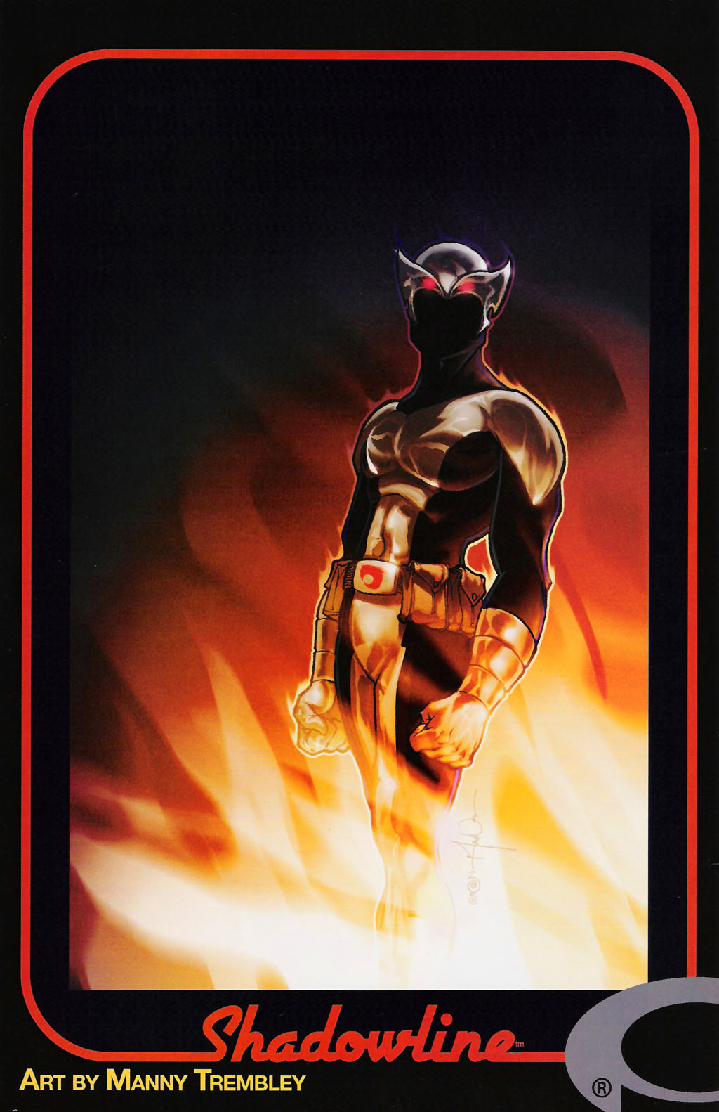 Read online ShadowHawk (2005) comic -  Issue #9 - 26