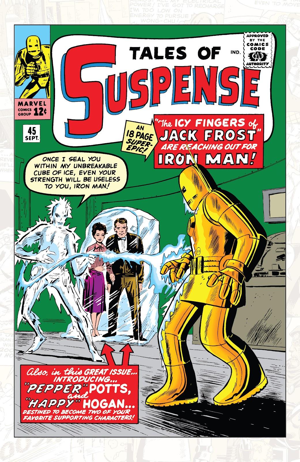 Read online Marvel Tales: Iron Man comic -  Issue # Full - 19