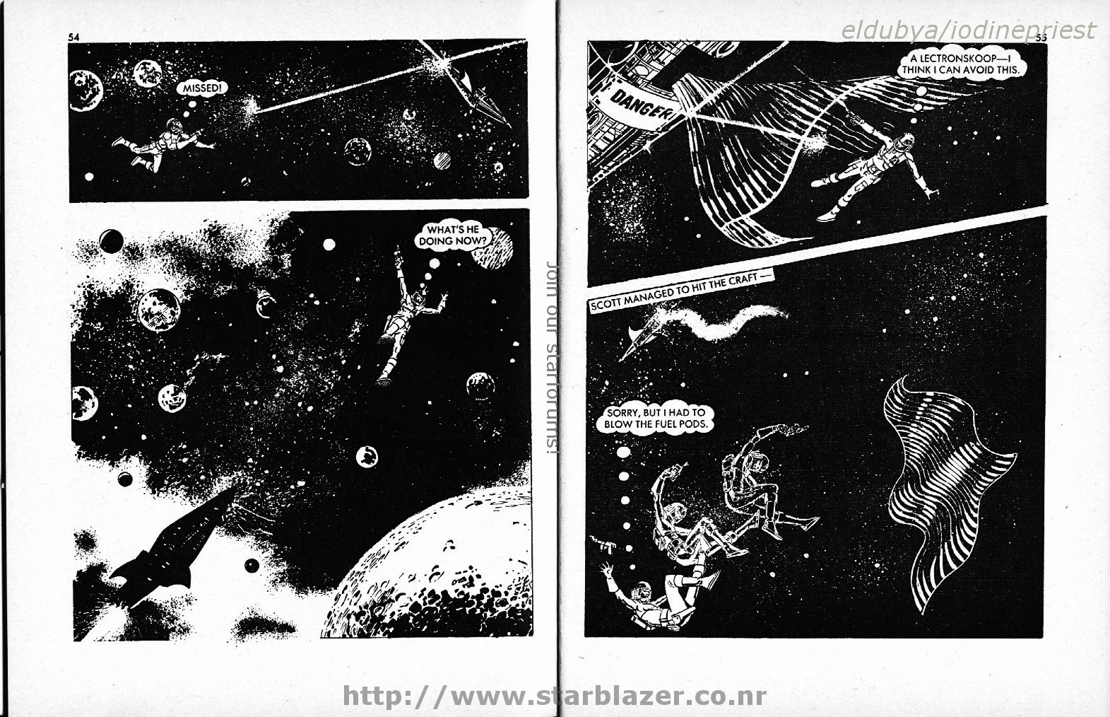 Starblazer issue 135 - Page 29