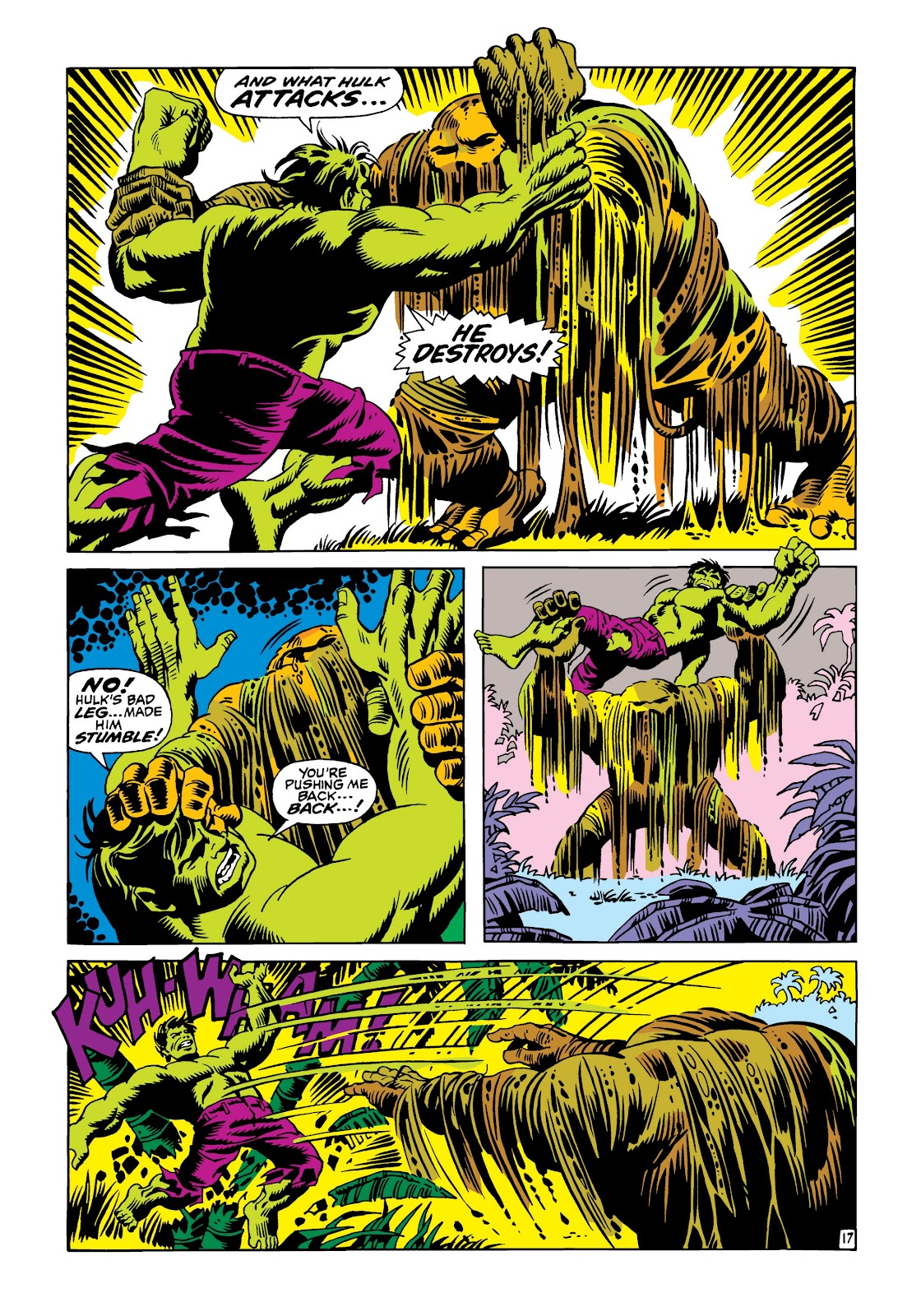 Read online Marvel Masterworks: The Incredible Hulk comic -  Issue # TPB 5 (Part 3) - 33