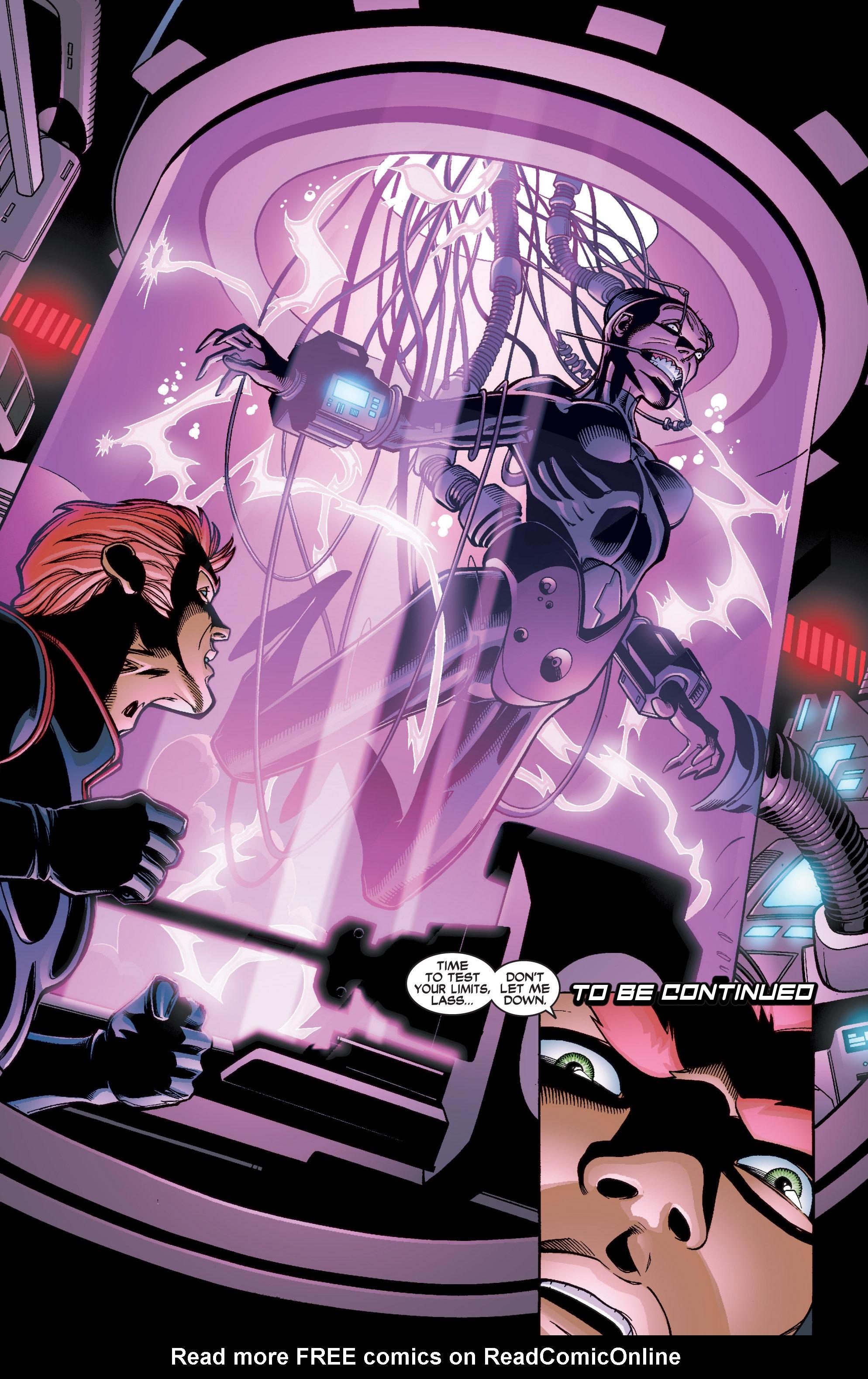 Read online Uncanny X-Men (1963) comic -  Issue #402 - 23