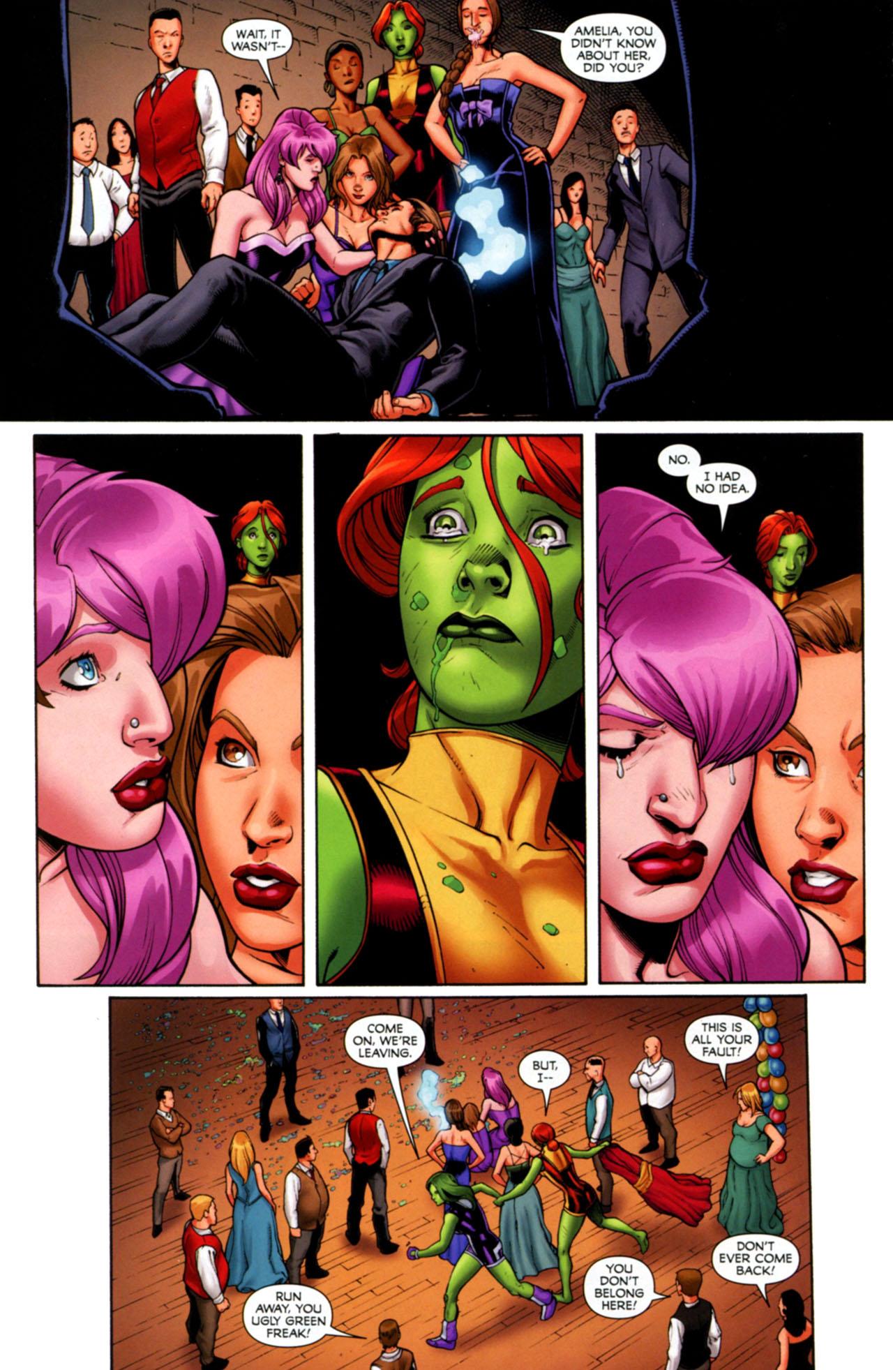 Read online She-Hulks comic -  Issue #4 - 20