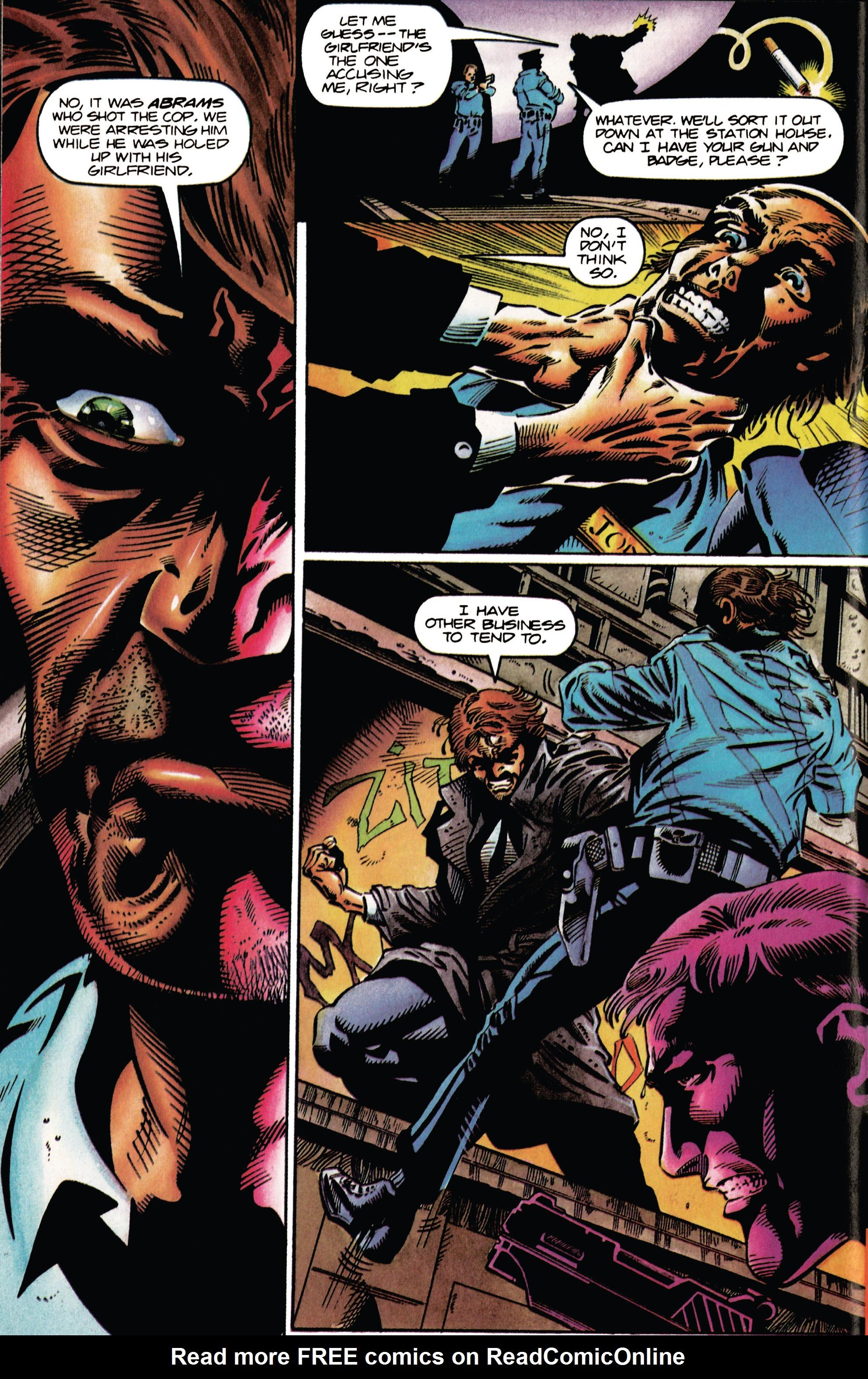 Read online Eternal Warrior (1992) comic -  Issue #35 - 8