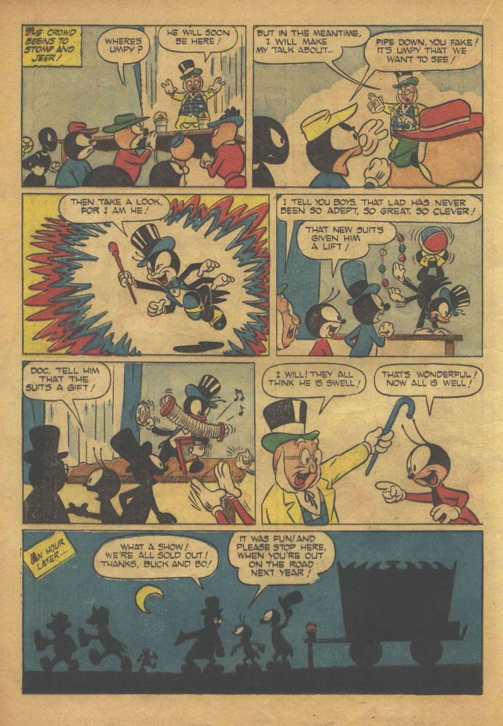 Walt Disney's Comics and Stories issue 103 - Page 28