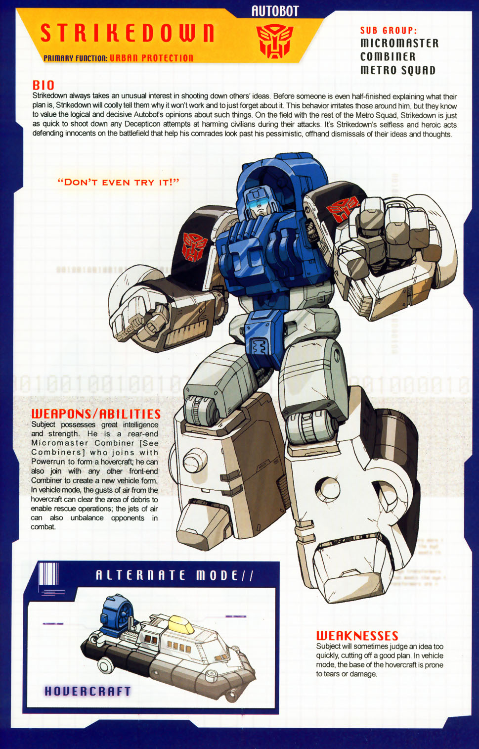 Read online Transformers: More than Meets the Eye comic -  Issue #6 - 50