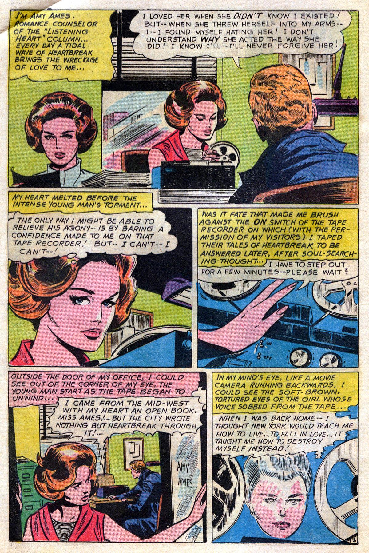 Read online Secret Hearts comic -  Issue #109 - 4