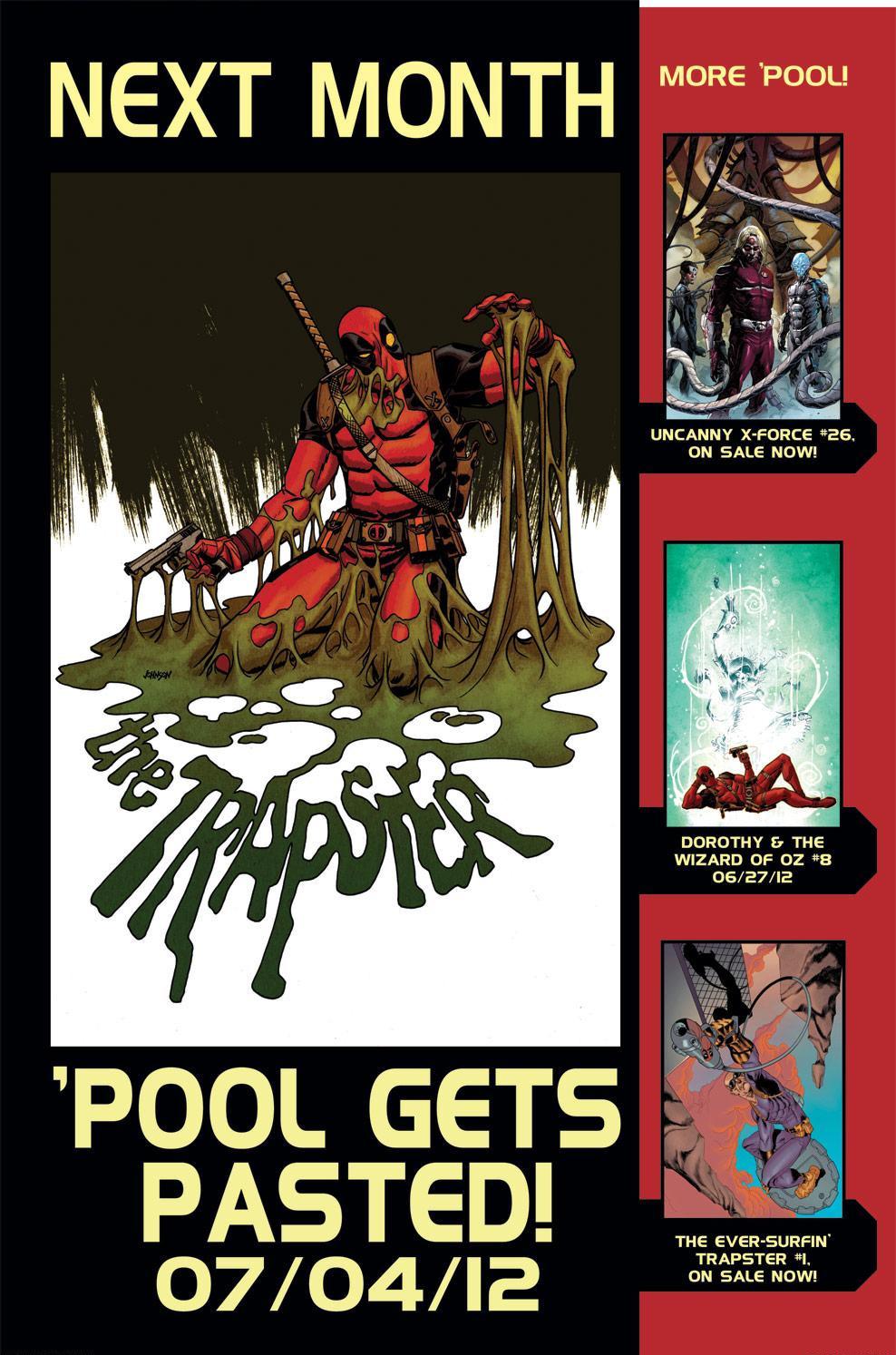 Read online Deadpool (2008) comic -  Issue #56 - 23