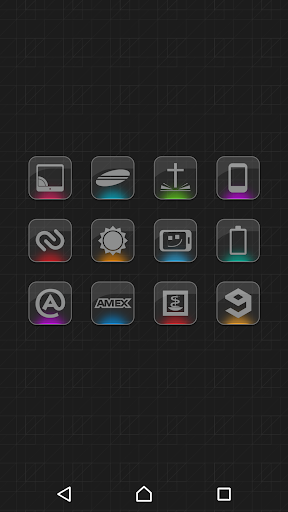 Color Gloss - Icon Pack