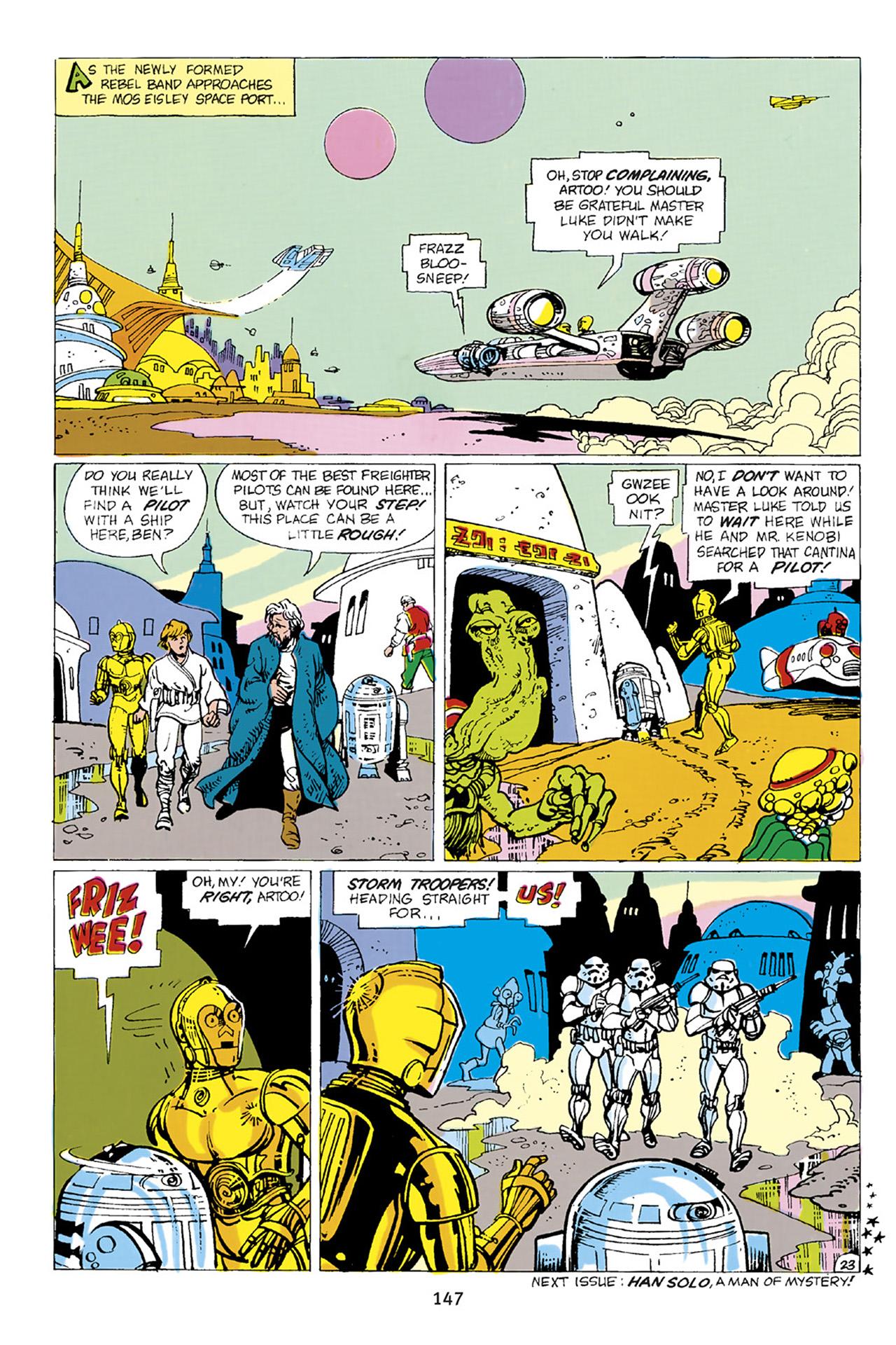 Read online Star Wars Omnibus comic -  Issue # Vol. 23 - 146
