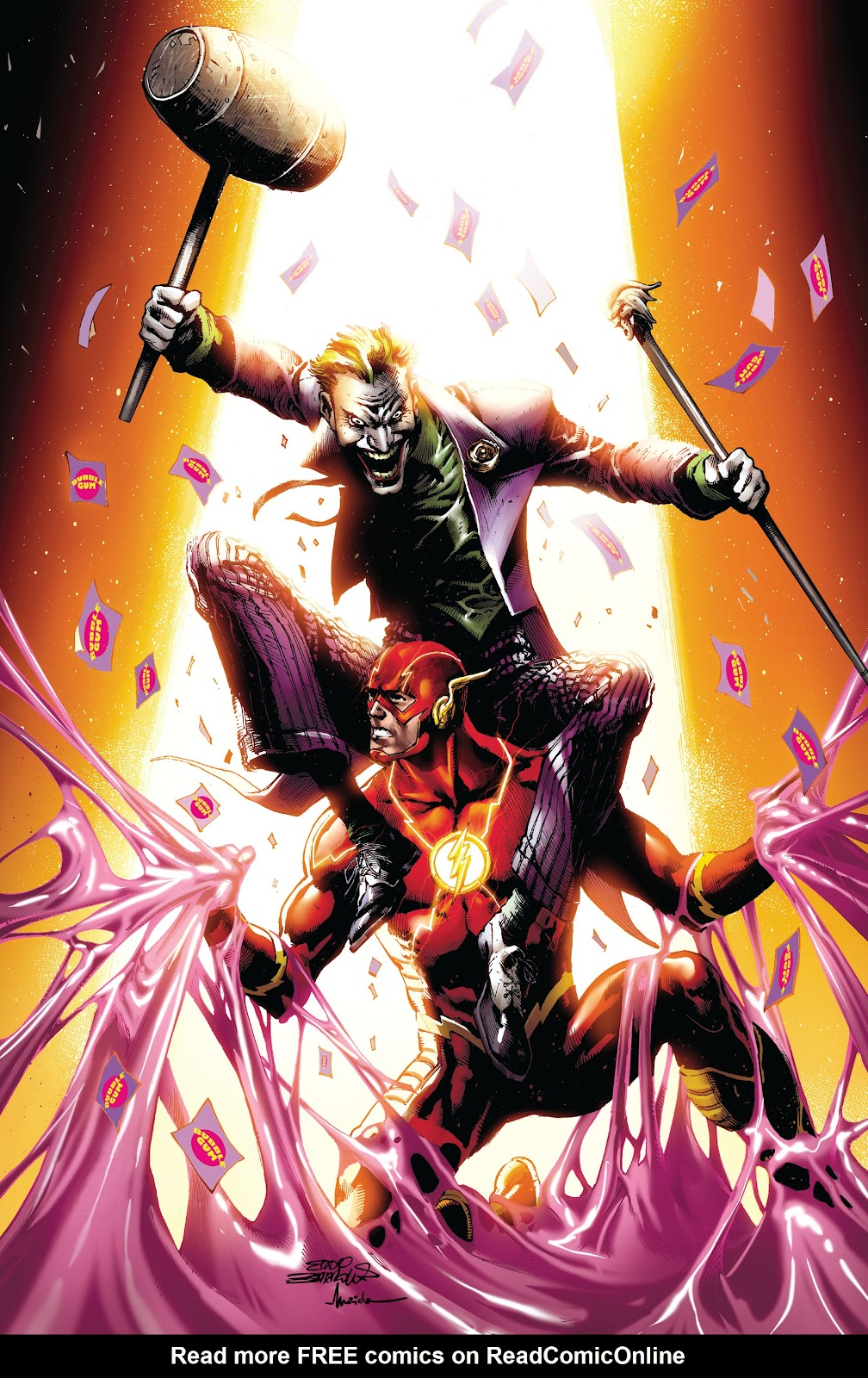 Read online The Flash (2011) comic -  Issue # _TPB 8 (Part 2) - 109