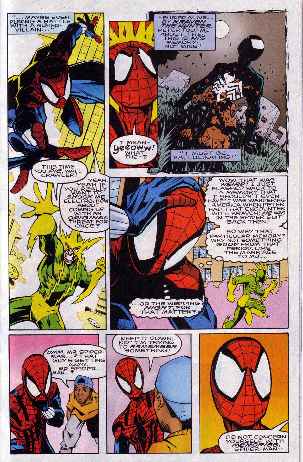 Read online 101 Ways to End the Clone Saga comic -  Issue #101 Ways to End the Clone Saga Full - 16
