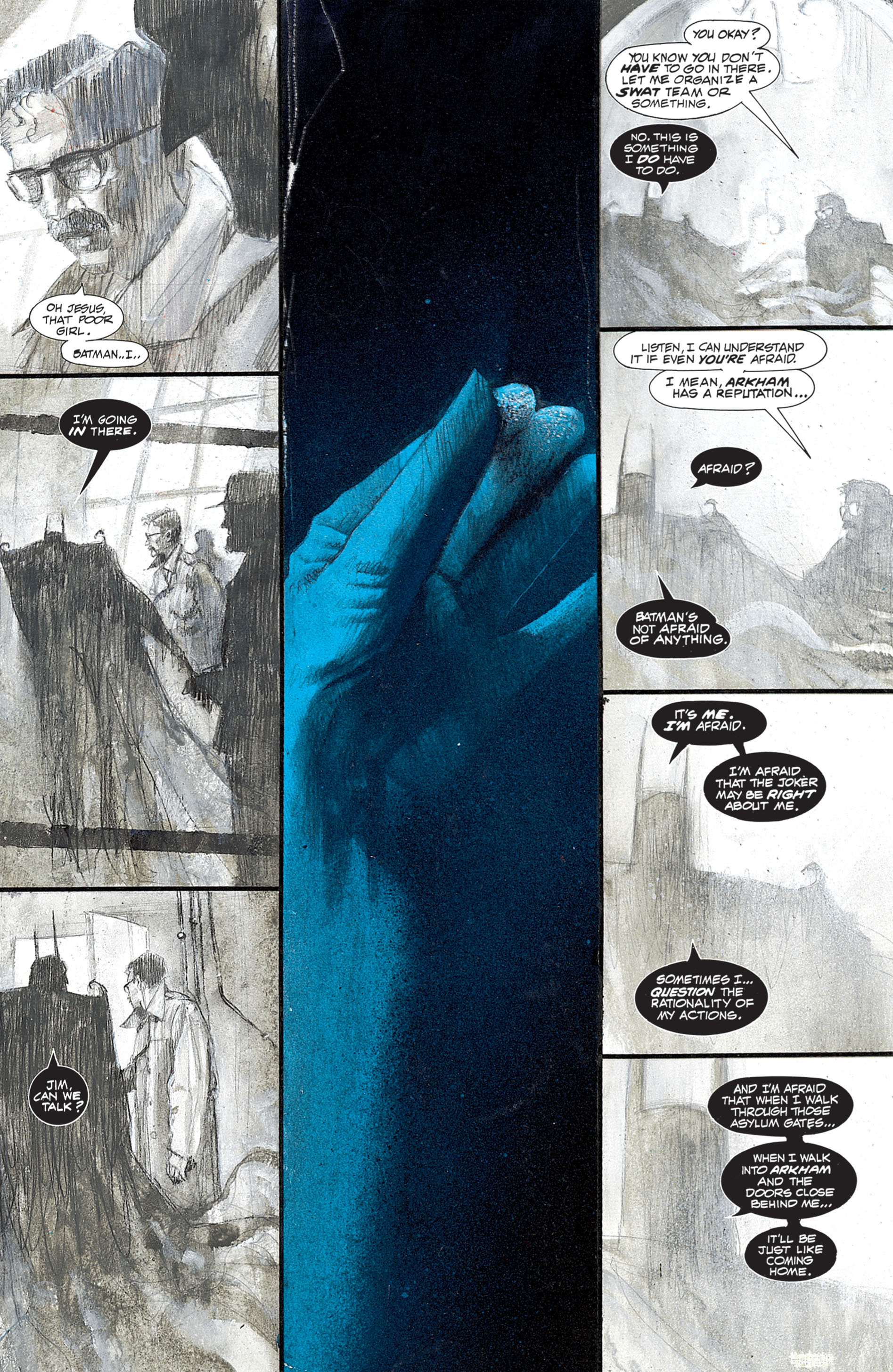 Read online Arkham Asylum comic -  Issue #Arkham Asylum Full - 19