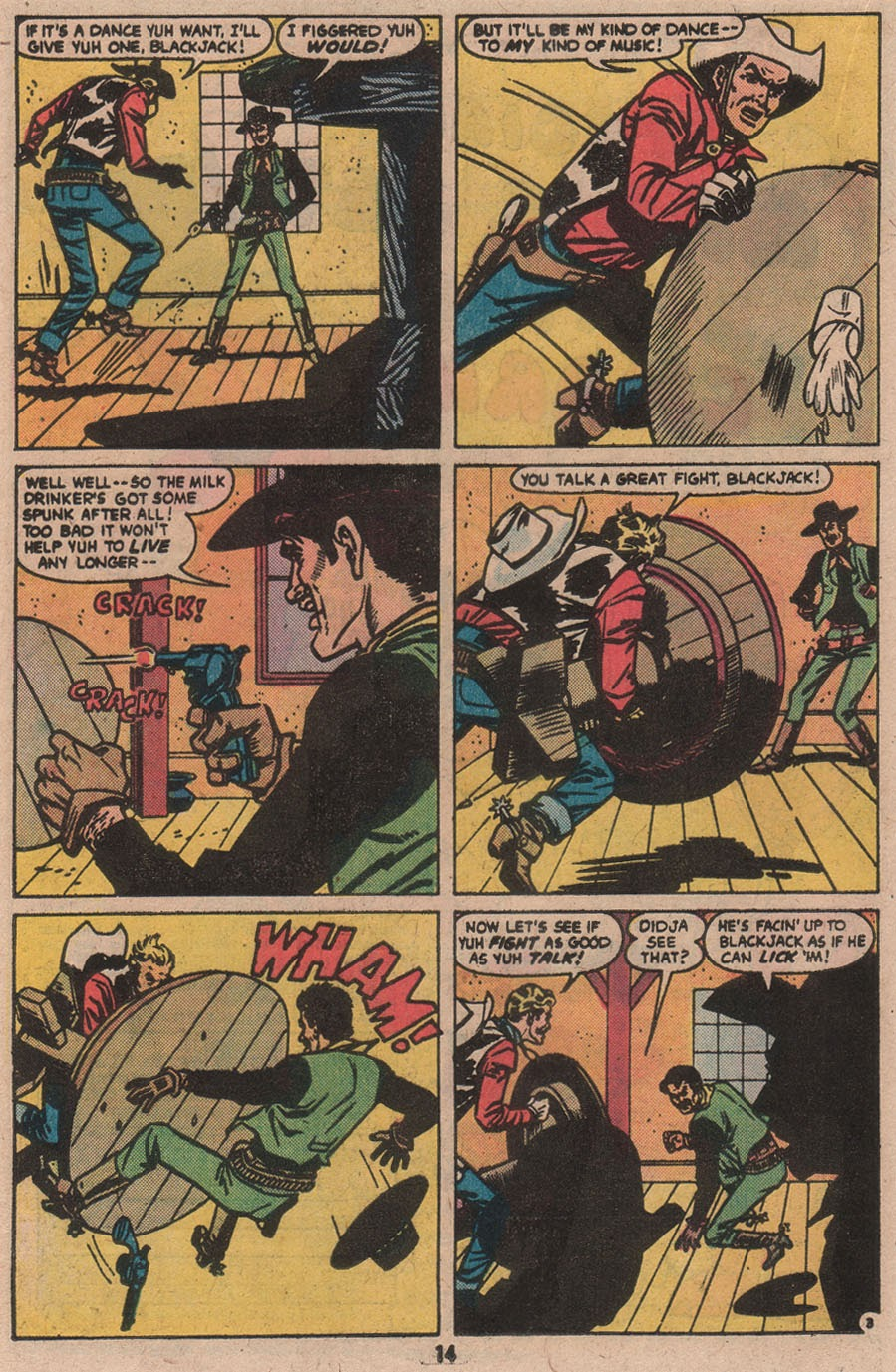 Kid Colt Outlaw issue 210 - Page 16