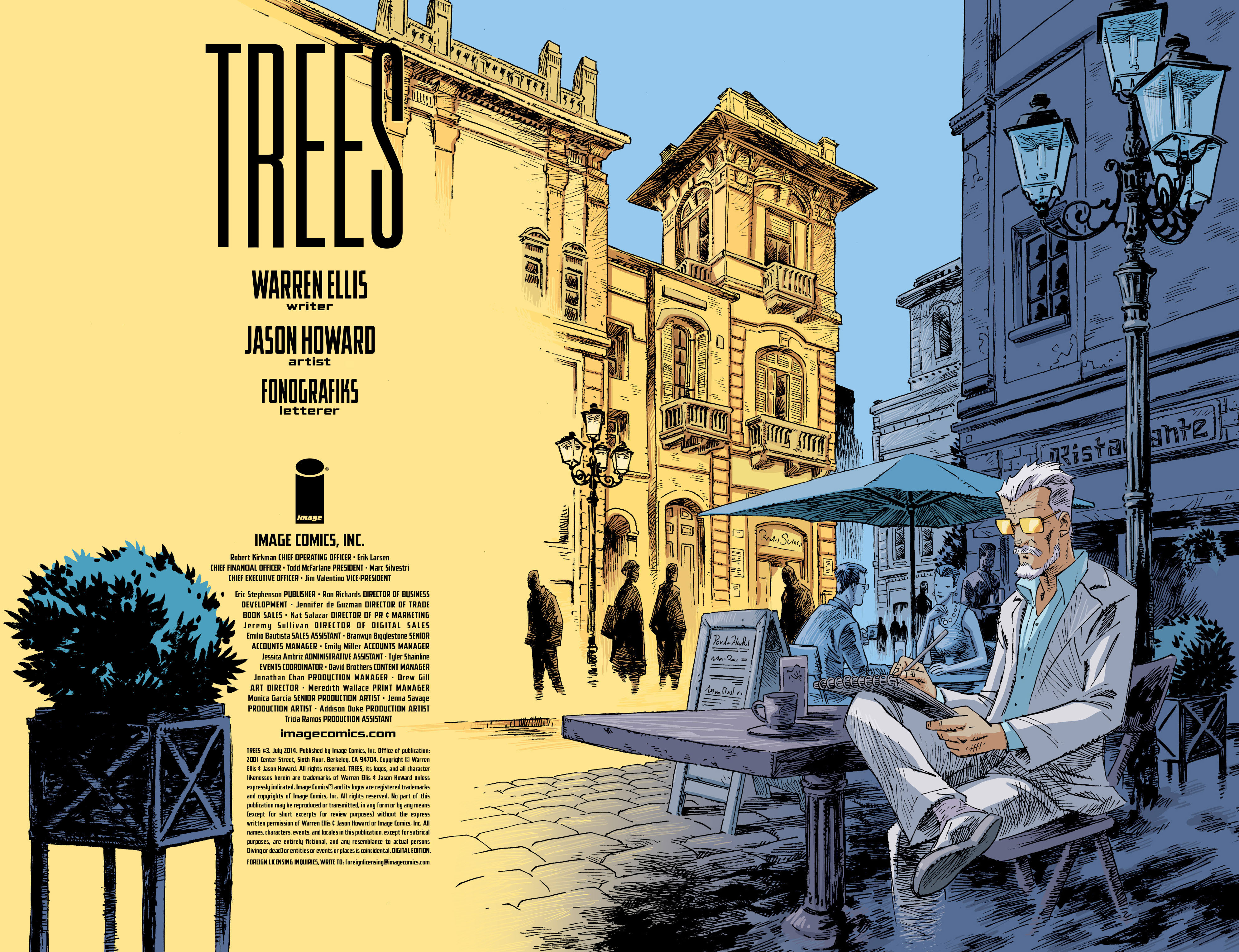 Read online Trees comic -  Issue #3 - 2
