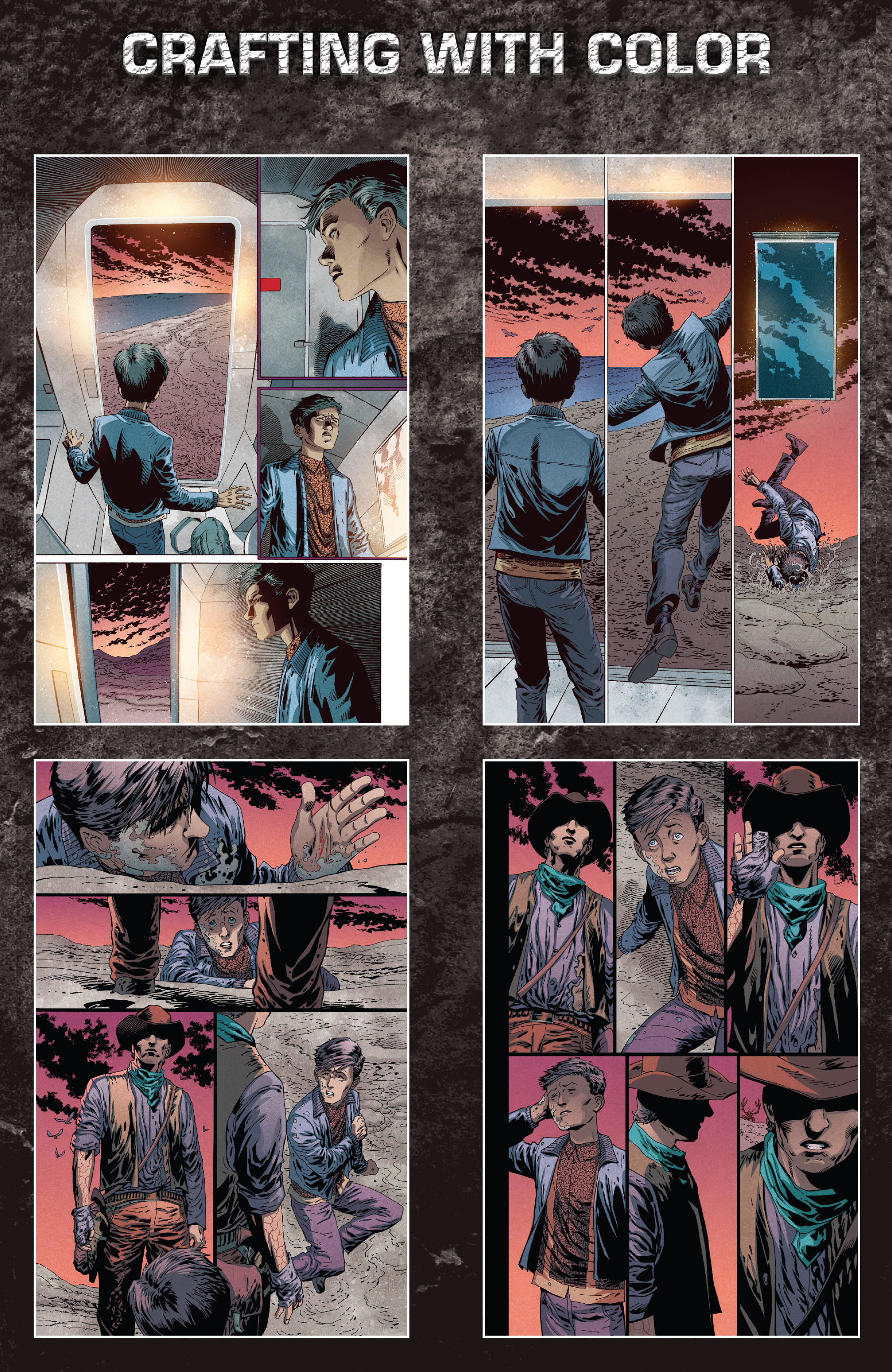 Read online Dark Tower: The Drawing of the Three - The Prisoner comic -  Issue #5 - 27