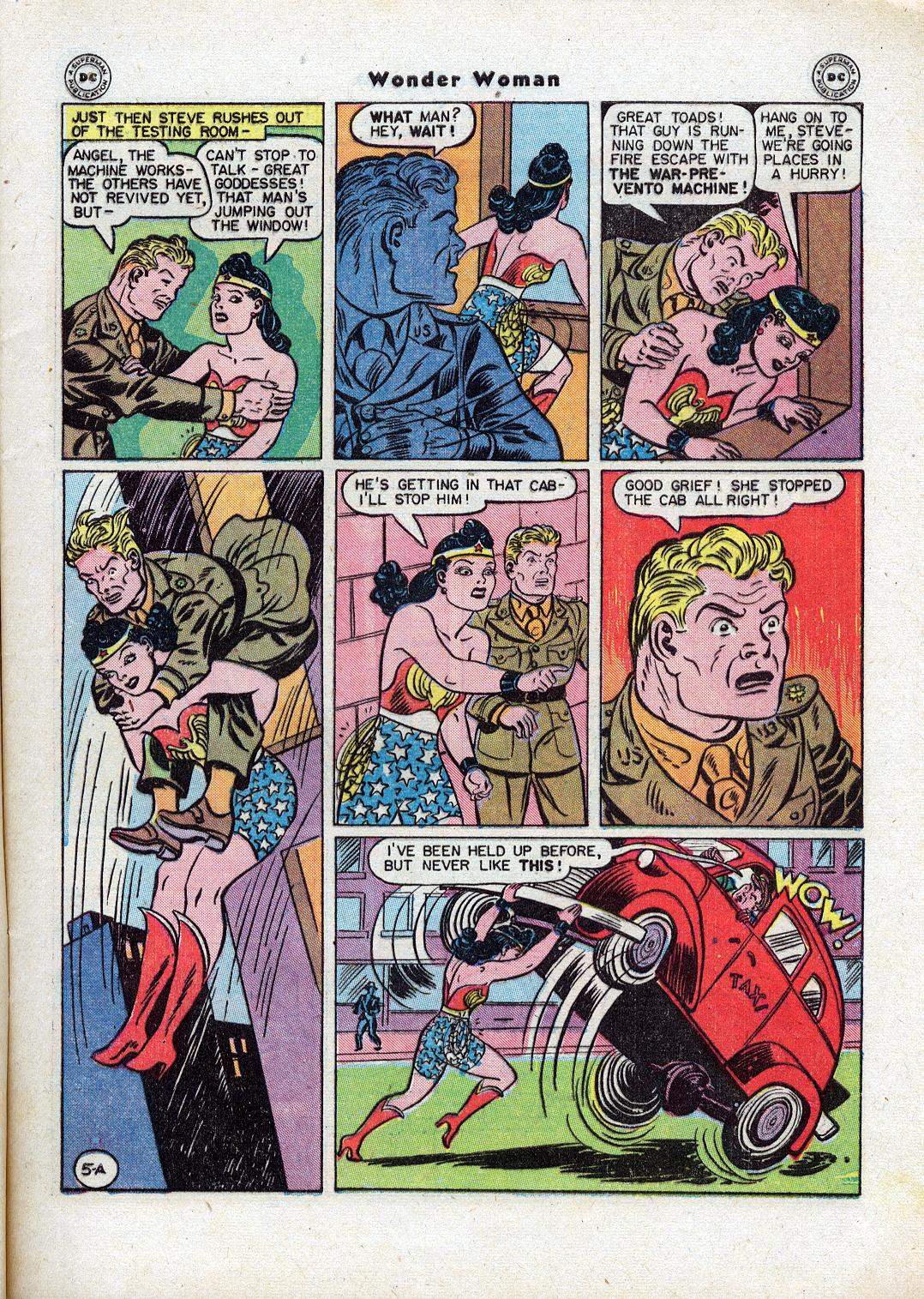 Read online Wonder Woman (1942) comic -  Issue #18 - 7