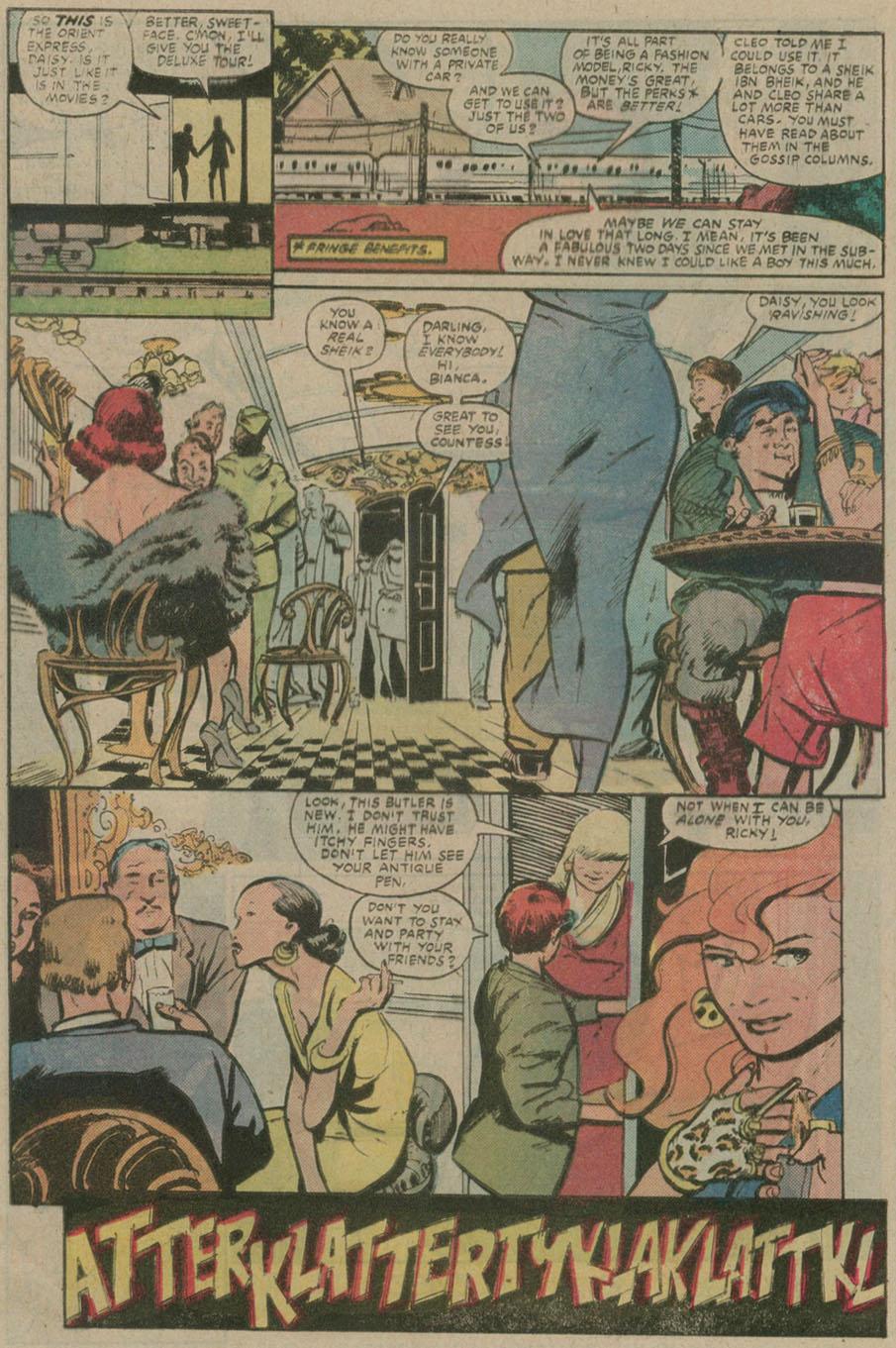 Read online Dakota North comic -  Issue #4 - 4