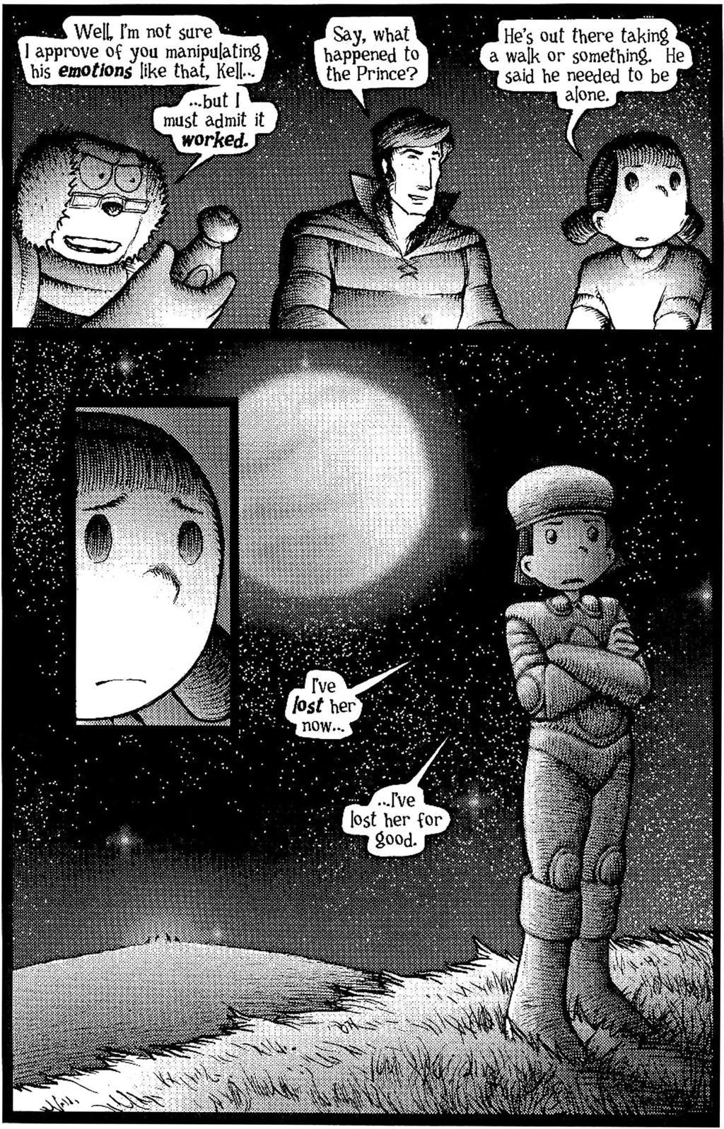 Read online Akiko comic -  Issue #Akiko _TPB 5 - 82