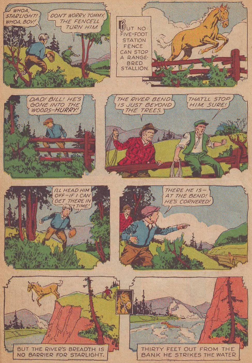 Read online Animal Comics comic -  Issue #8 - 24