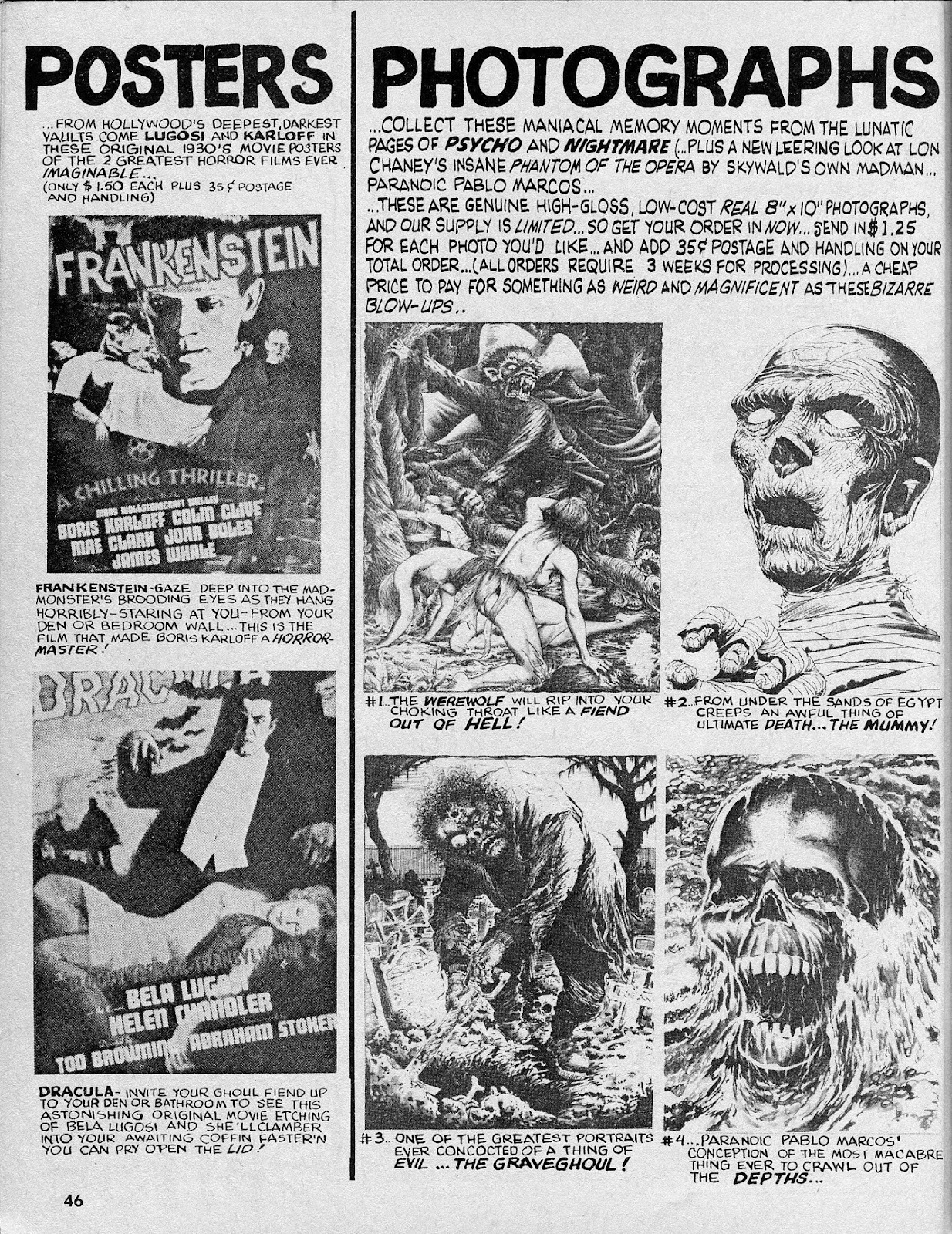 Nightmare (1970) issue 10 - Page 46