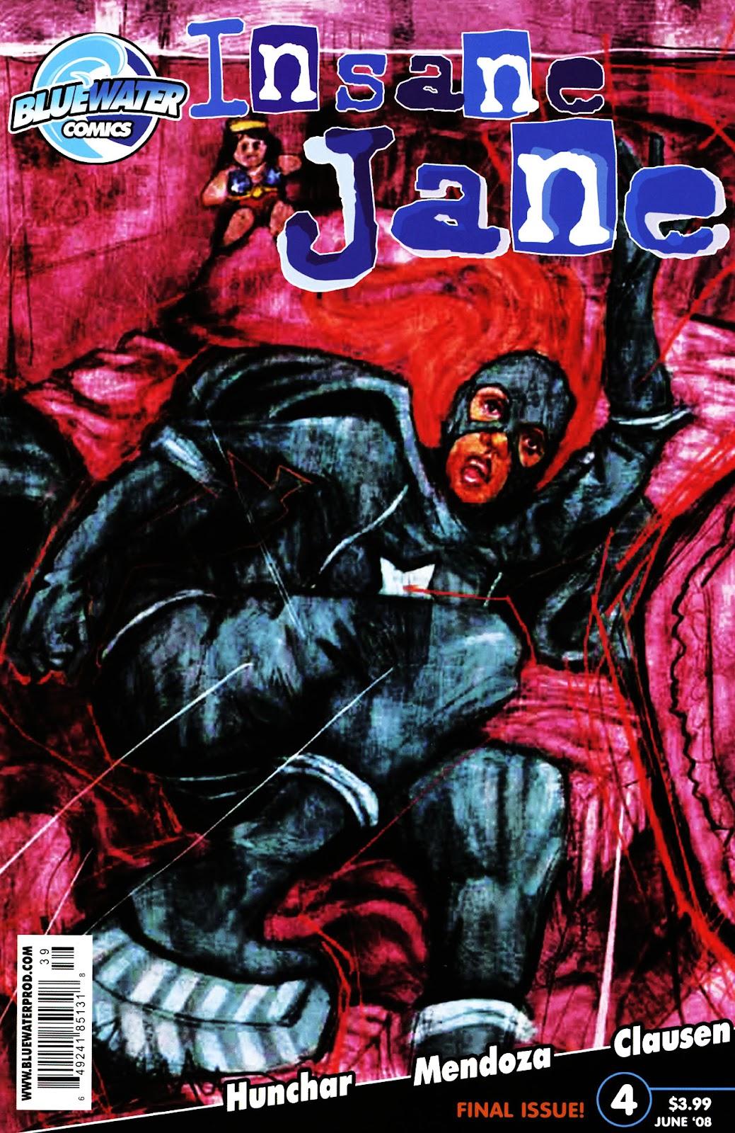 Insane Jane issue 4 - Page 1