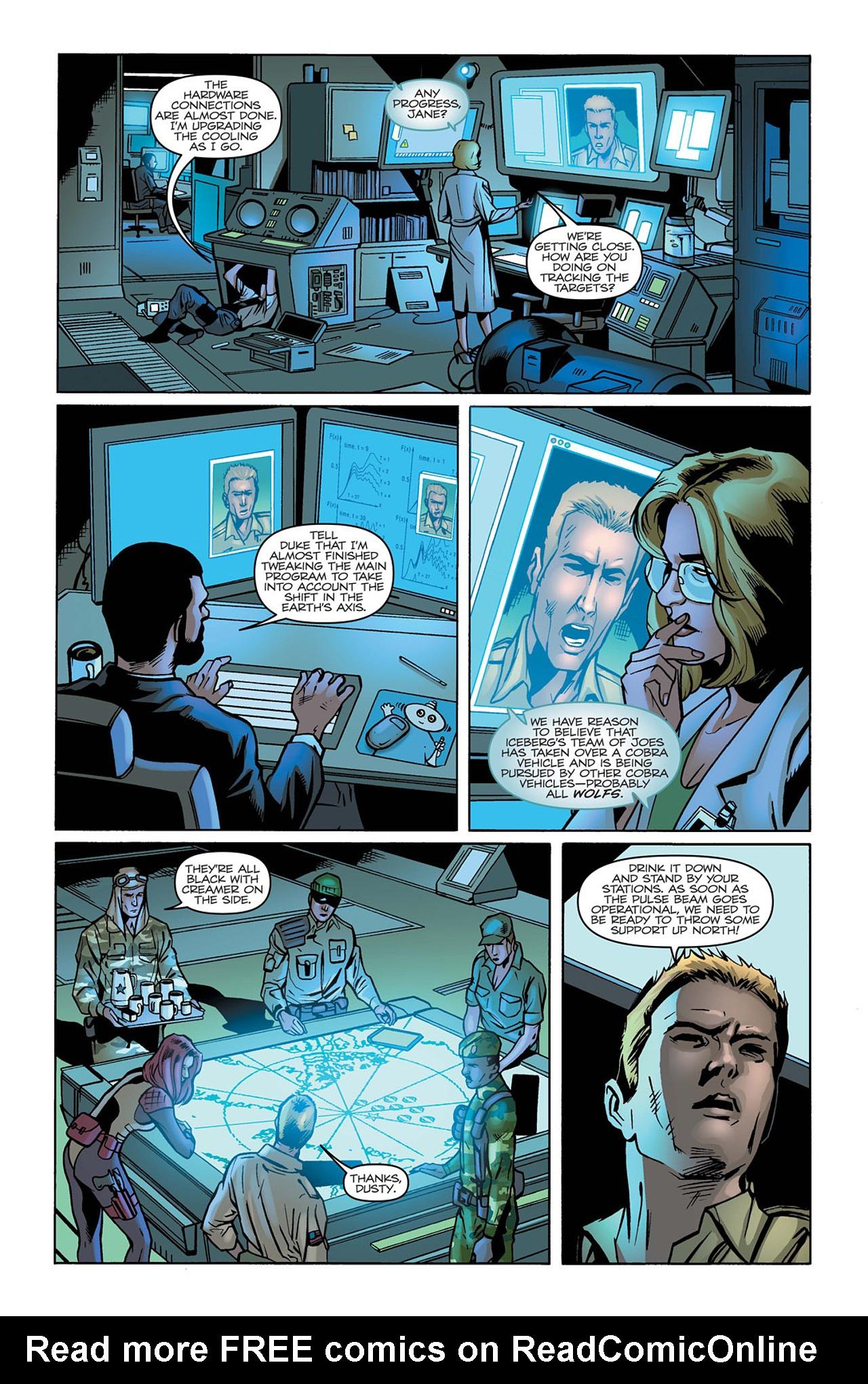 G.I. Joe: A Real American Hero 168 Page 17