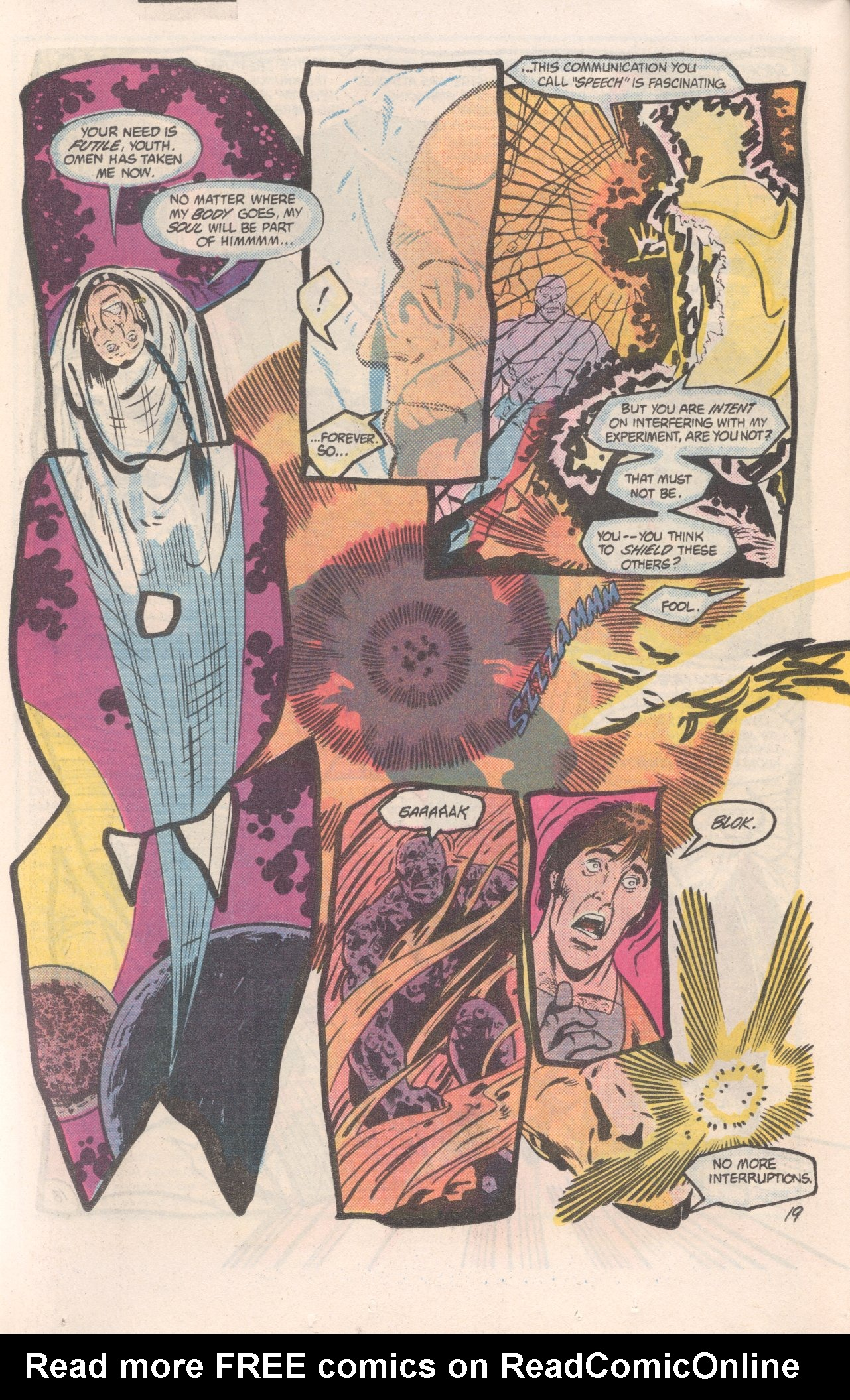 Legion of Super-Heroes (1980) 310 Page 19