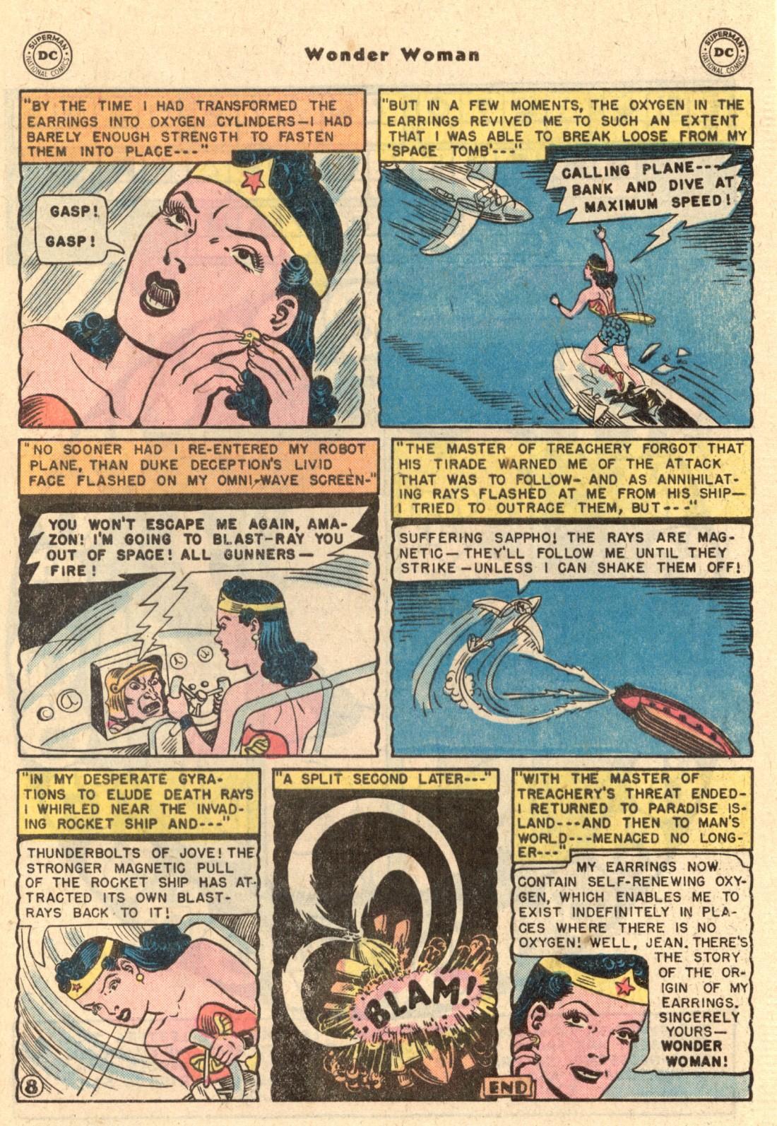 Read online Wonder Woman (1942) comic -  Issue #62 - 31