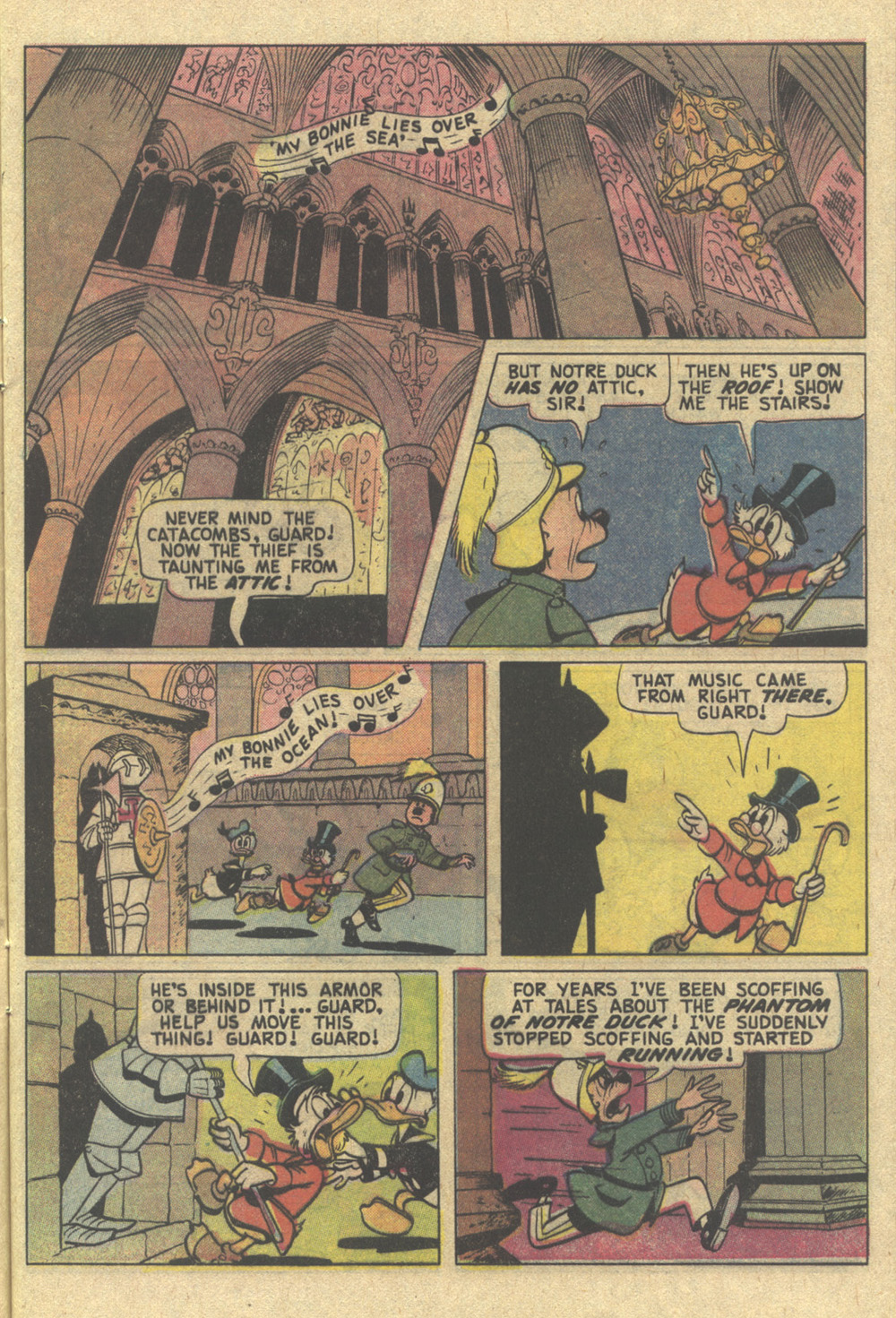 Read online Uncle Scrooge (1953) comic -  Issue #184 - 9