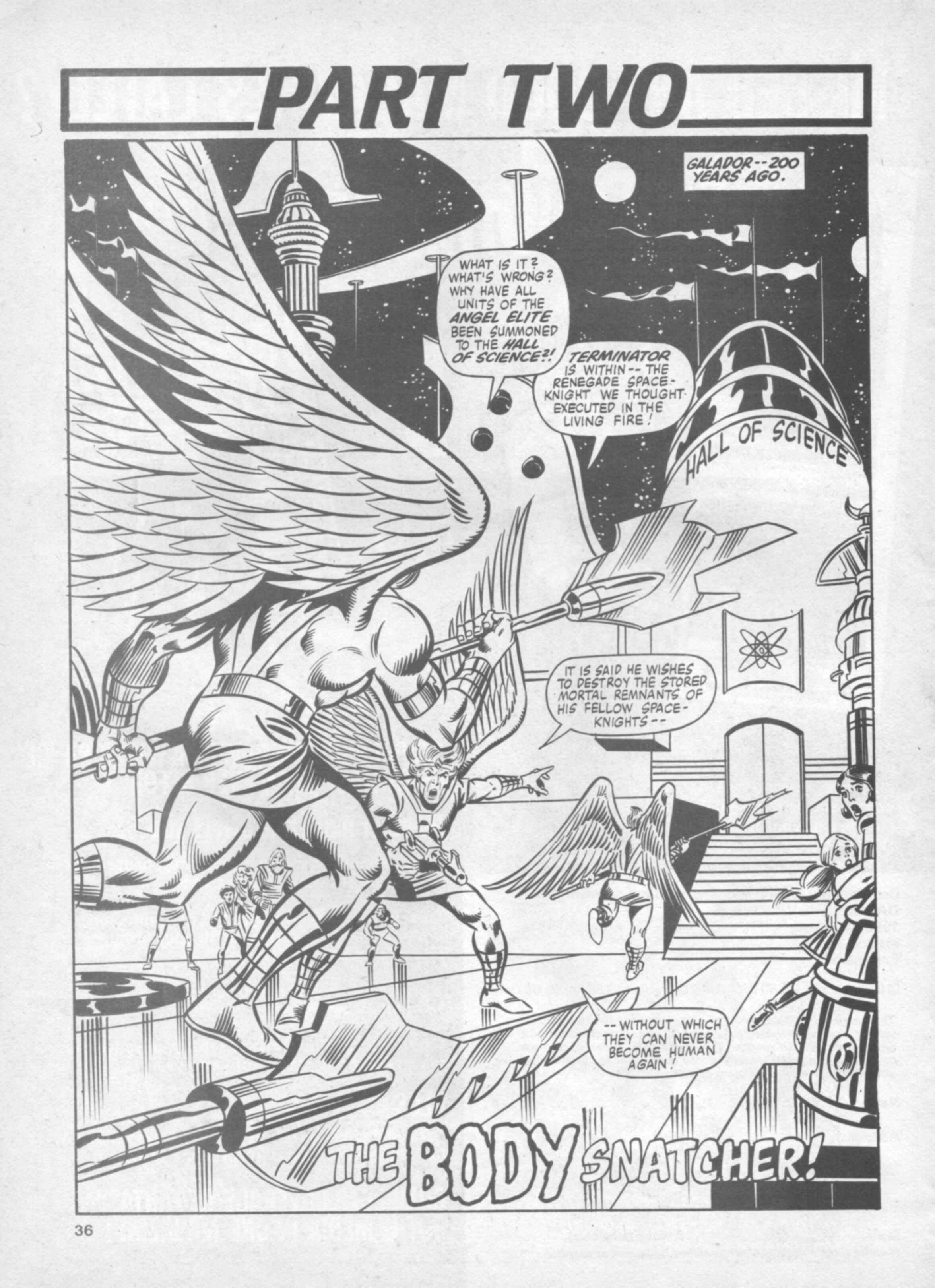Read online Future Tense comic -  Issue #37 - 36