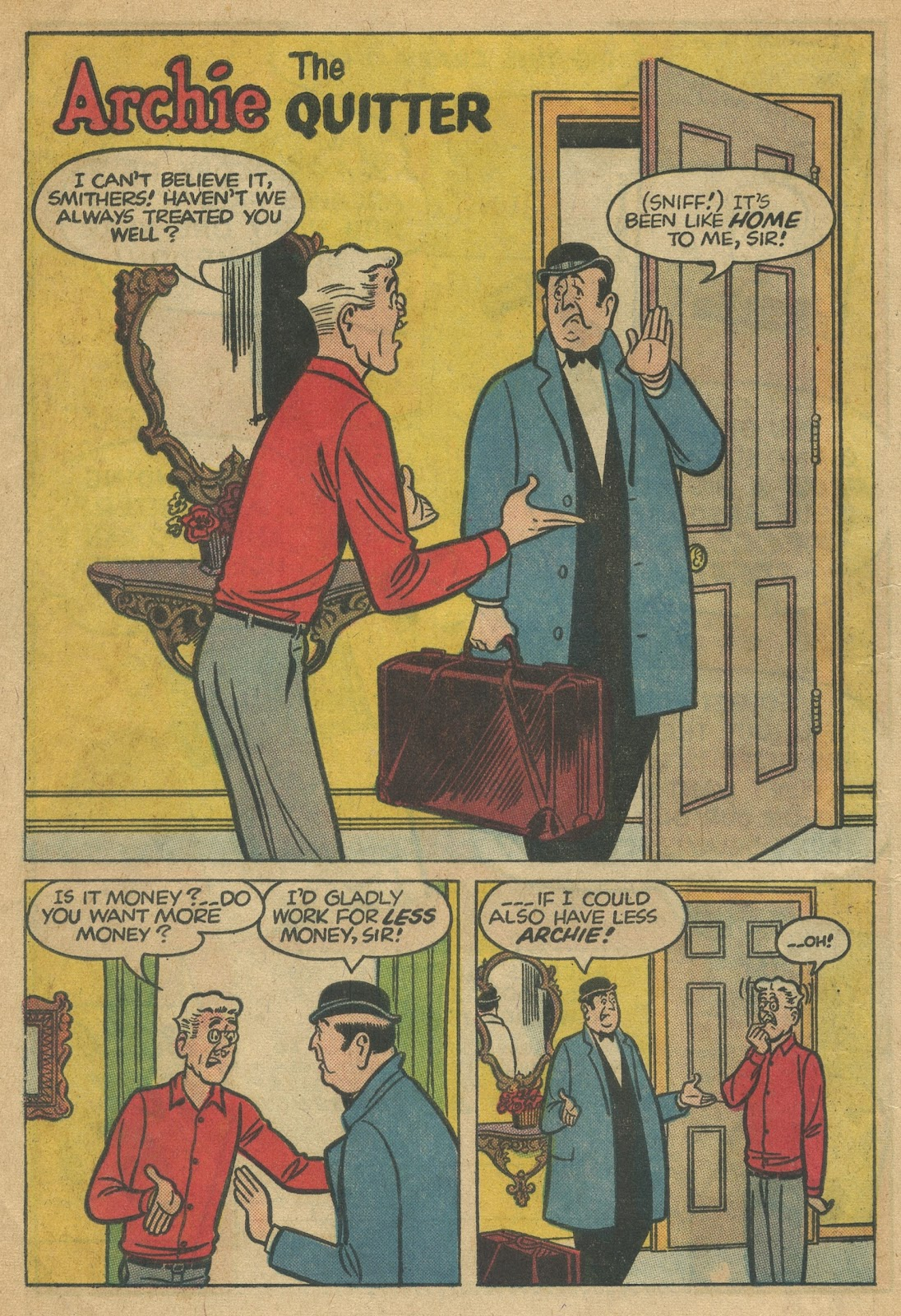 Read online Archie (1960) comic -  Issue #152 - 20