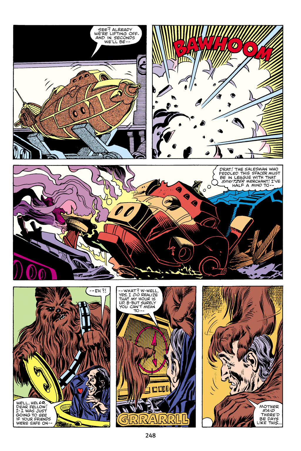 Read online Star Wars Omnibus comic -  Issue # Vol. 16 - 245
