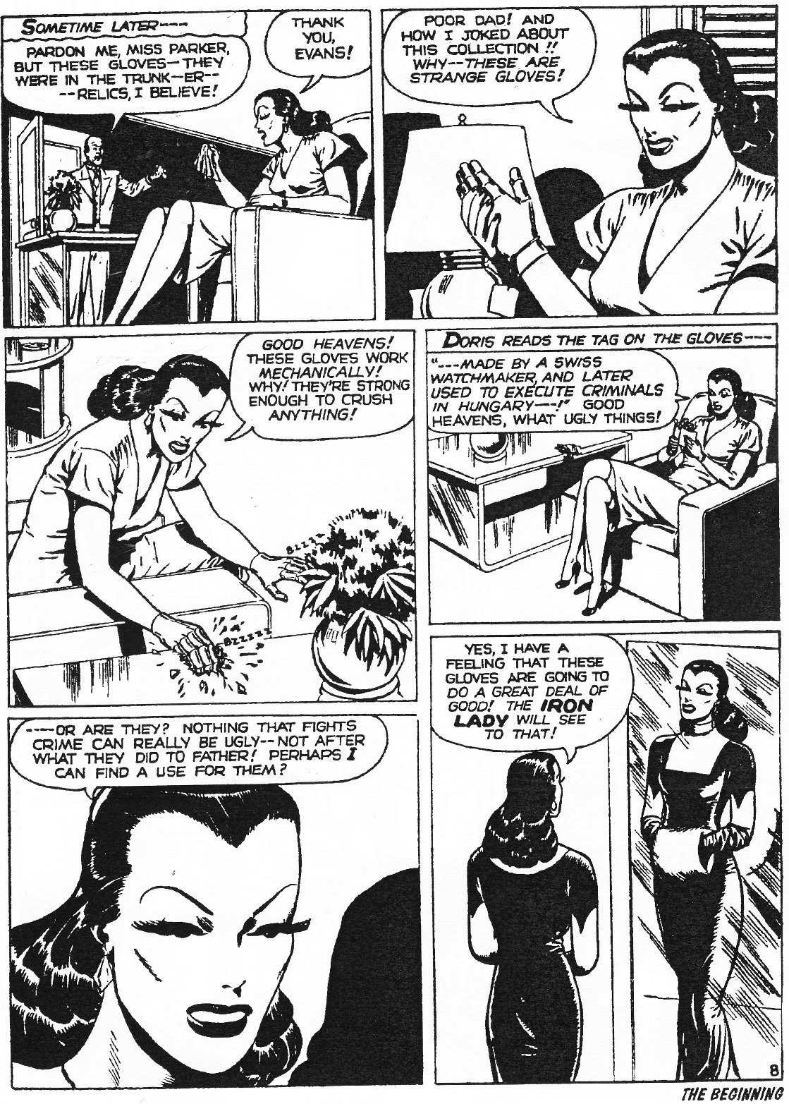 Read online Men of Mystery Comics comic -  Issue #82 - 138