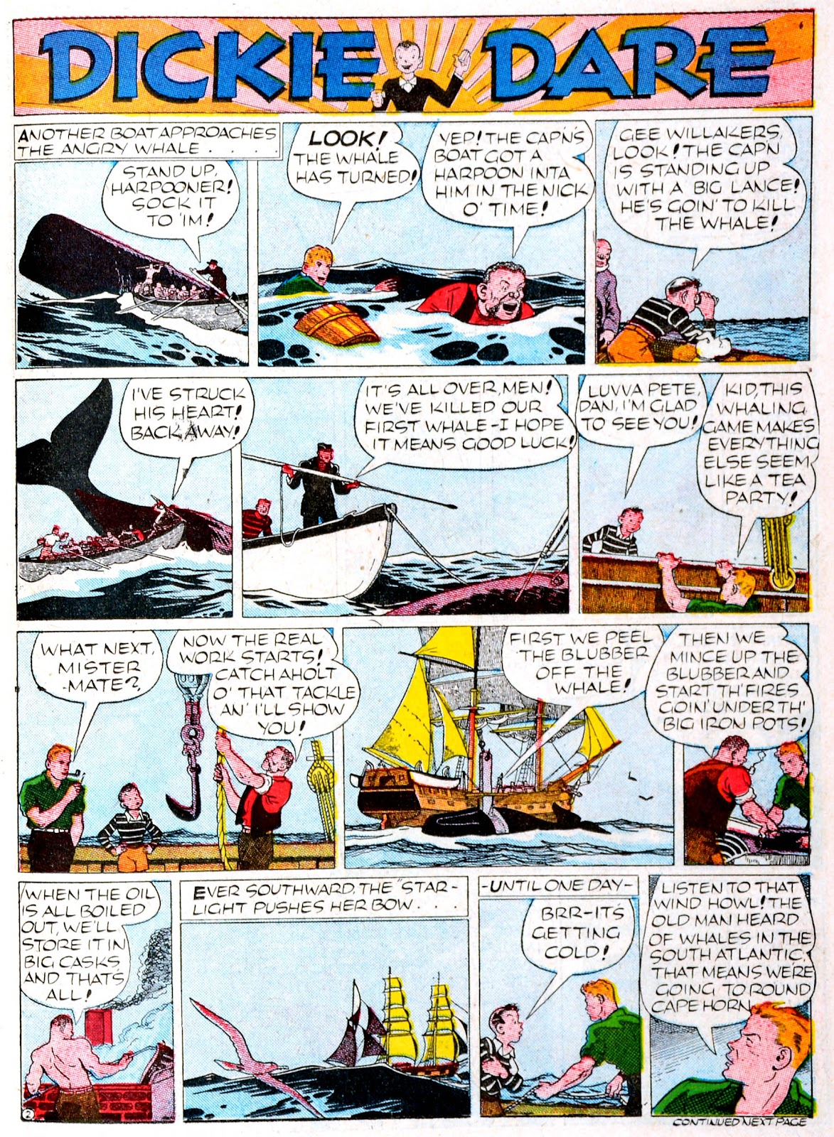 Read online Famous Funnies comic -  Issue #60 - 27