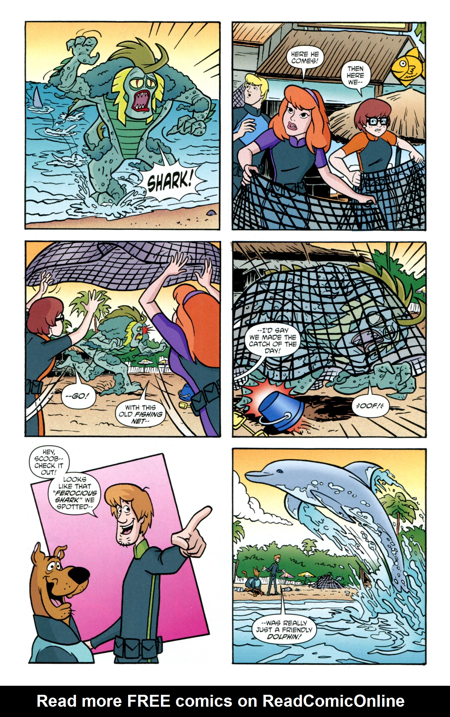 Read online Scooby-Doo: Where Are You? comic -  Issue #27 - 15