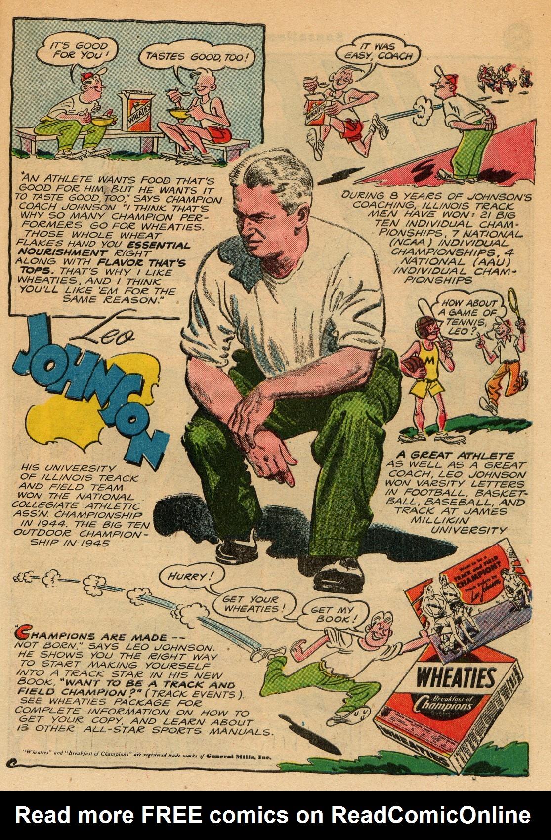Read online Sensation (Mystery) Comics comic -  Issue #51 - 41
