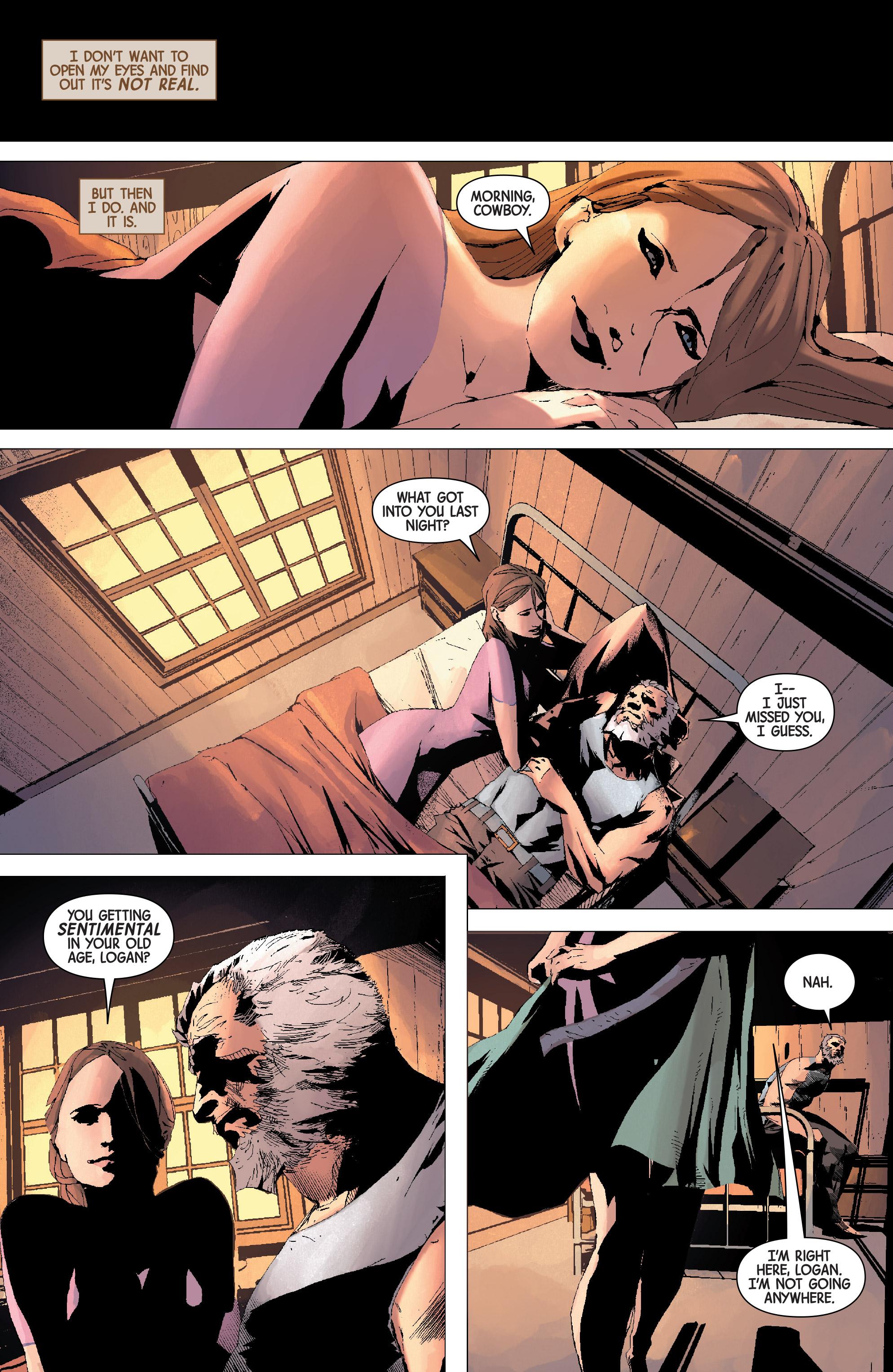 Read online Old Man Logan (2016) comic -  Issue #24 - 3