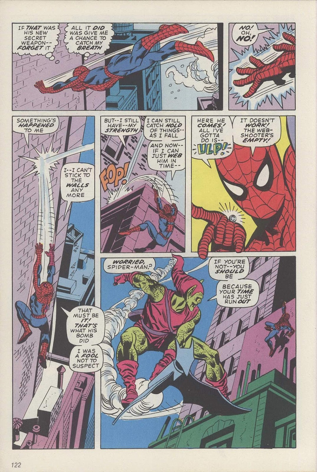 The Amazing Spider-Man (1979) issue TPB - Page 124