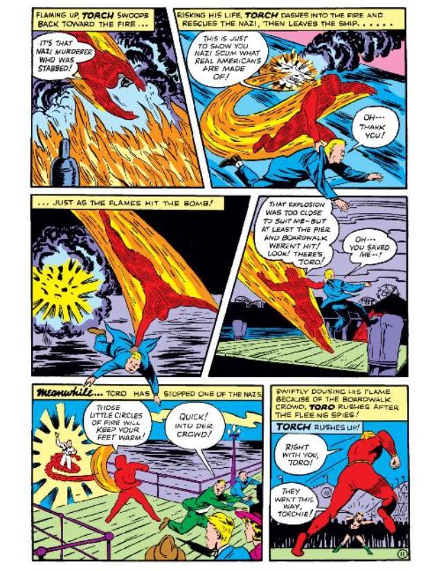 Read online All-Winners Comics comic -  Issue #5 - 14
