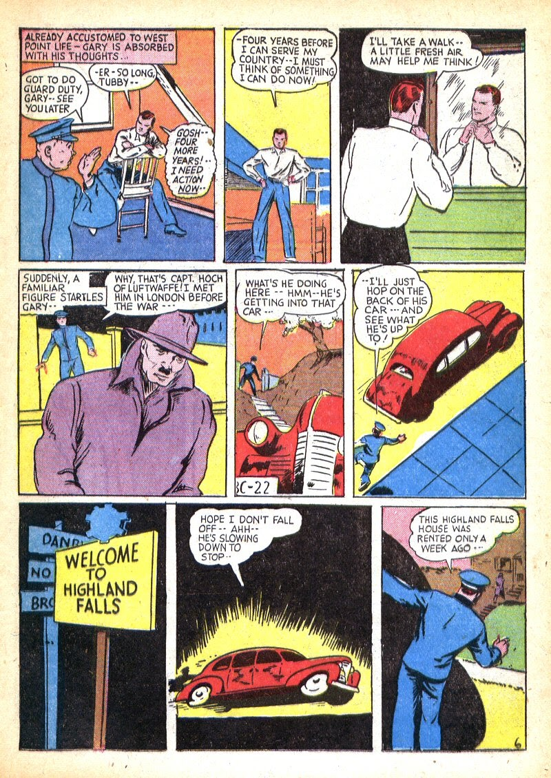 Green Hornet Comics issue 7 - Page 19