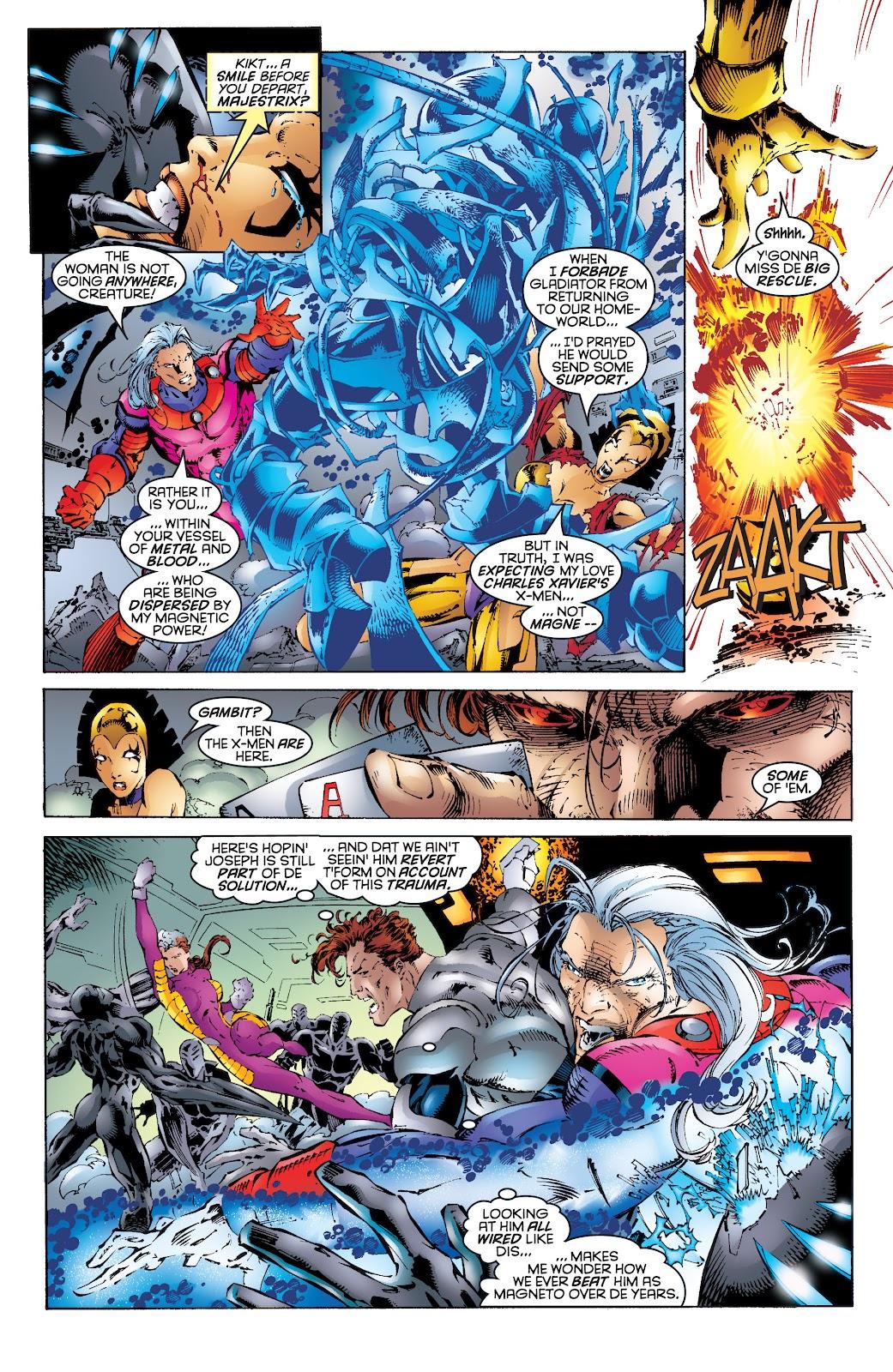 Uncanny X-Men (1963) issue 344 - Page 17