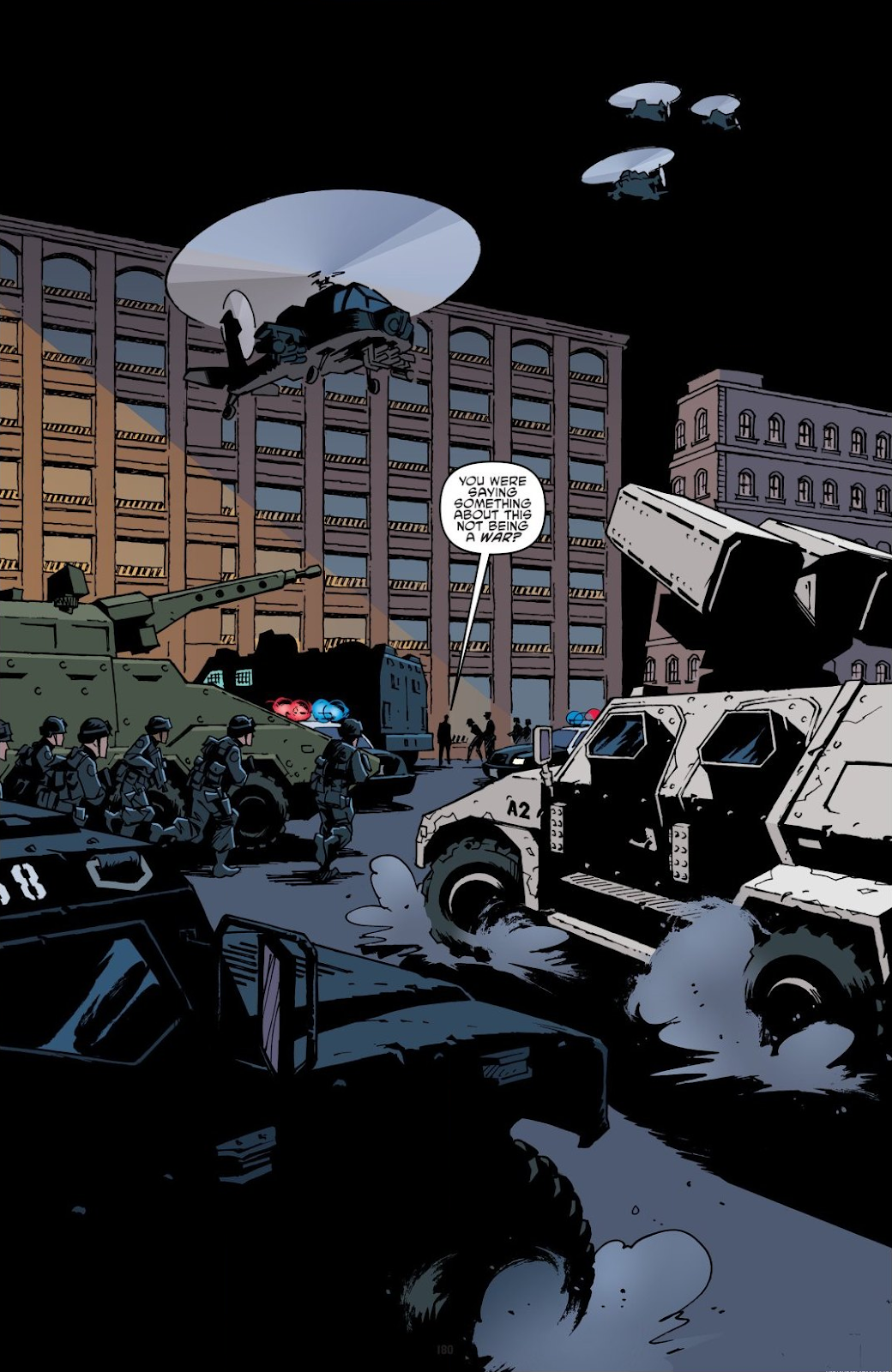 Read online Teenage Mutant Ninja Turtles: The IDW Collection comic -  Issue # TPB 8 (Part 2) - 79