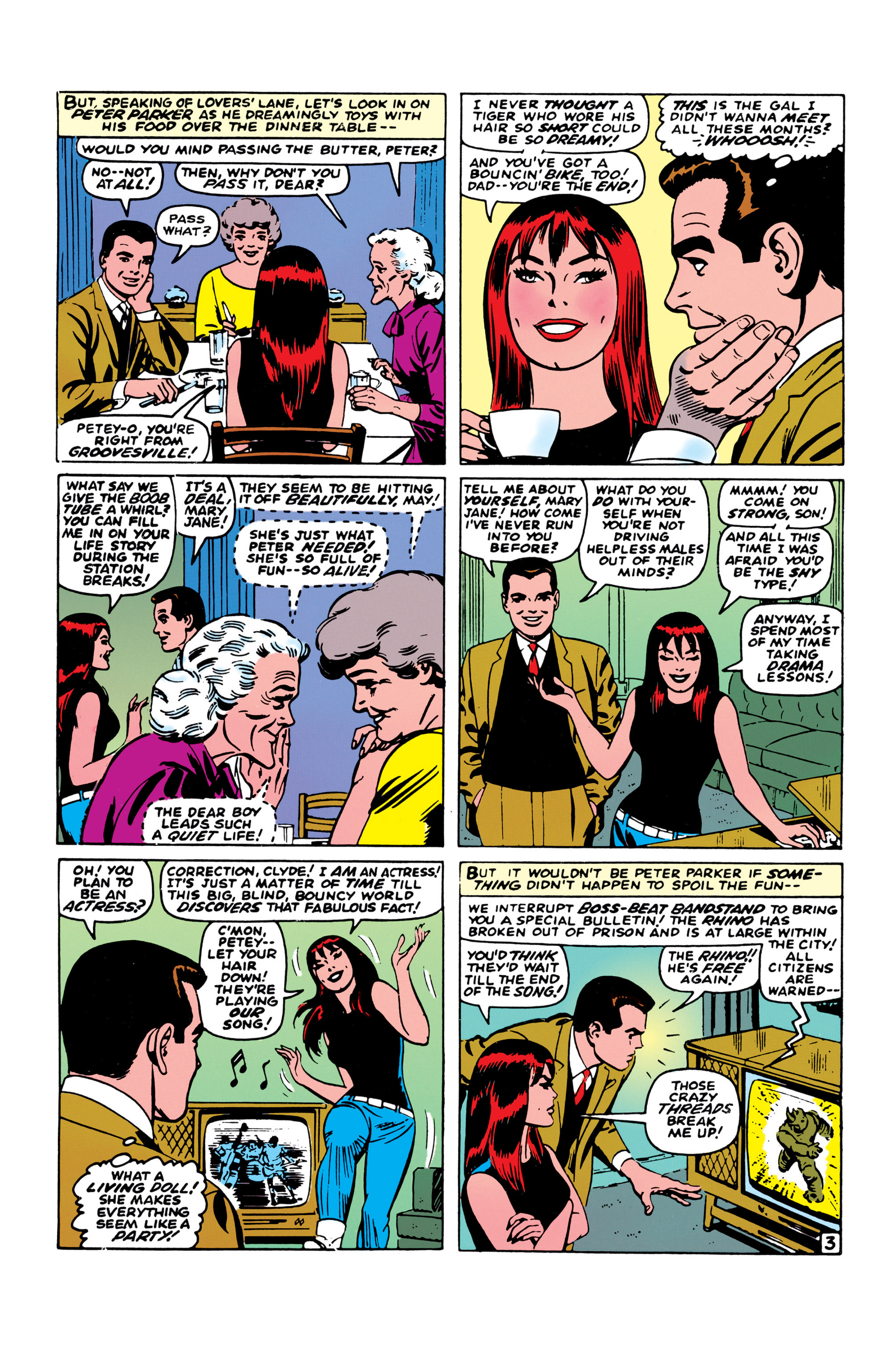 The Amazing Spider-Man (1963) 43 Page 3