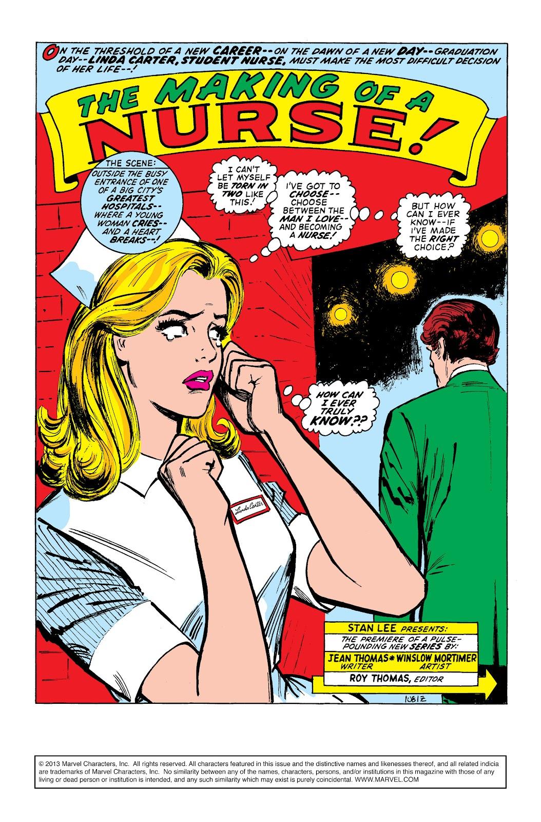 Night Nurse (1972) issue 1 - Page 2